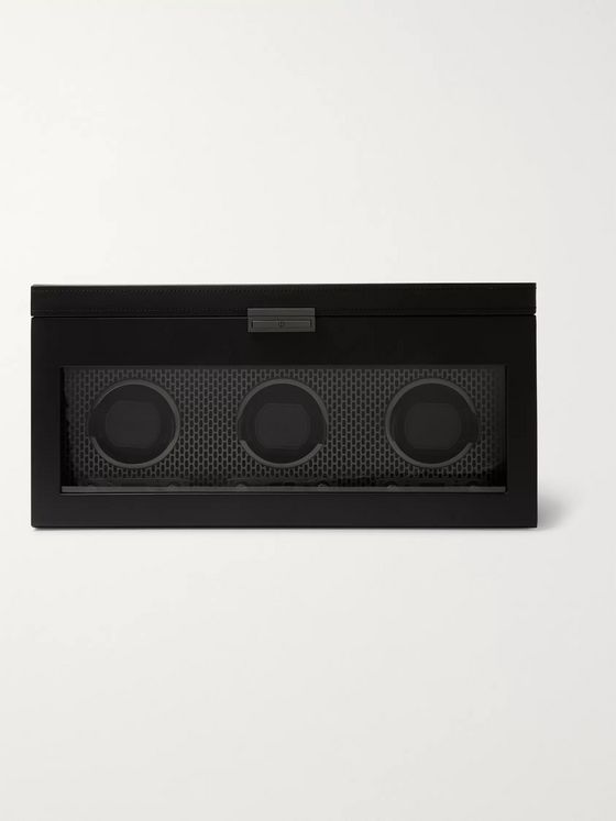 WOLF Axis Triple Watch Winder