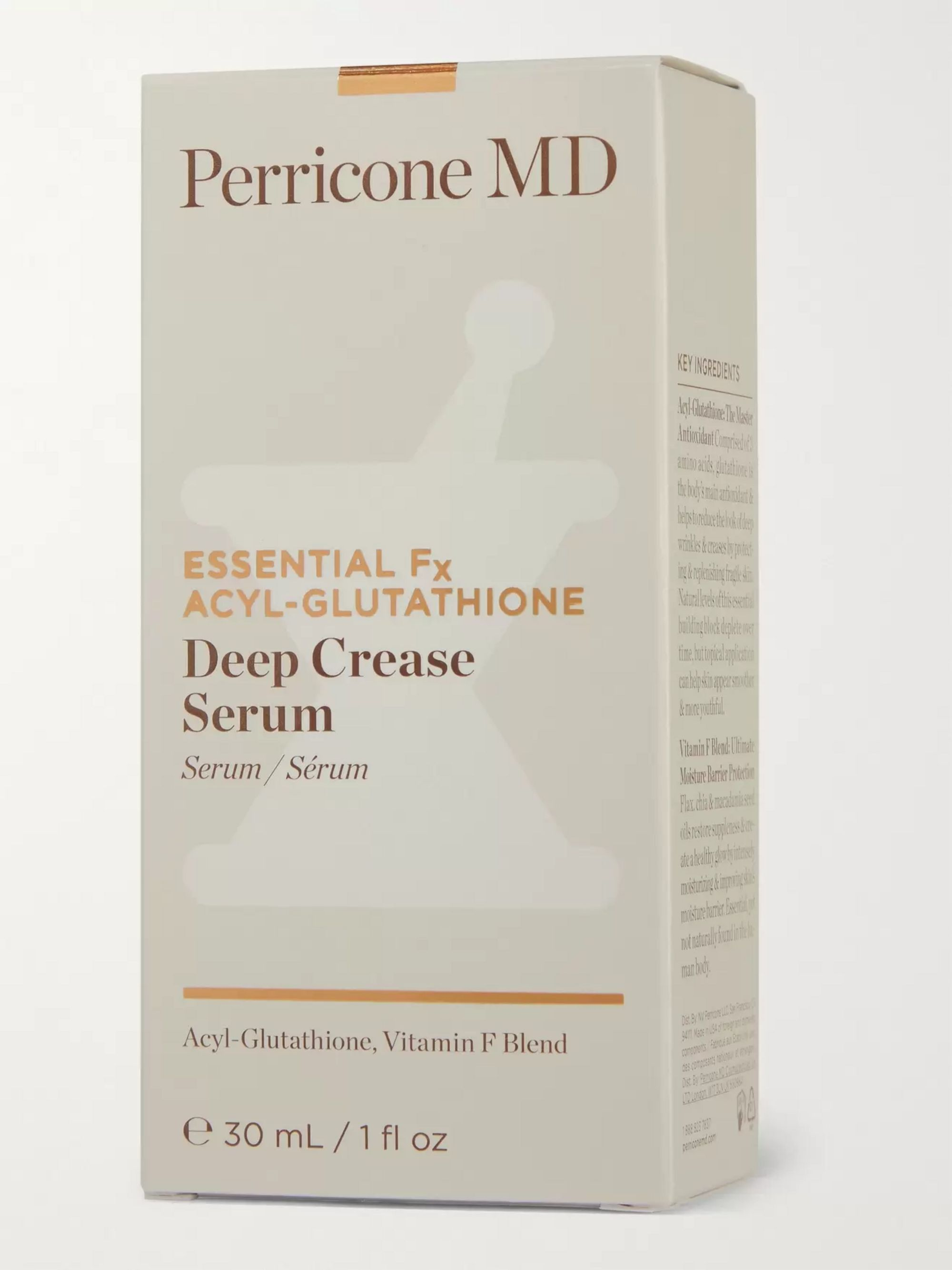 Perricone MD Acyl-Glutathione Deep Crease Serum, 30ml