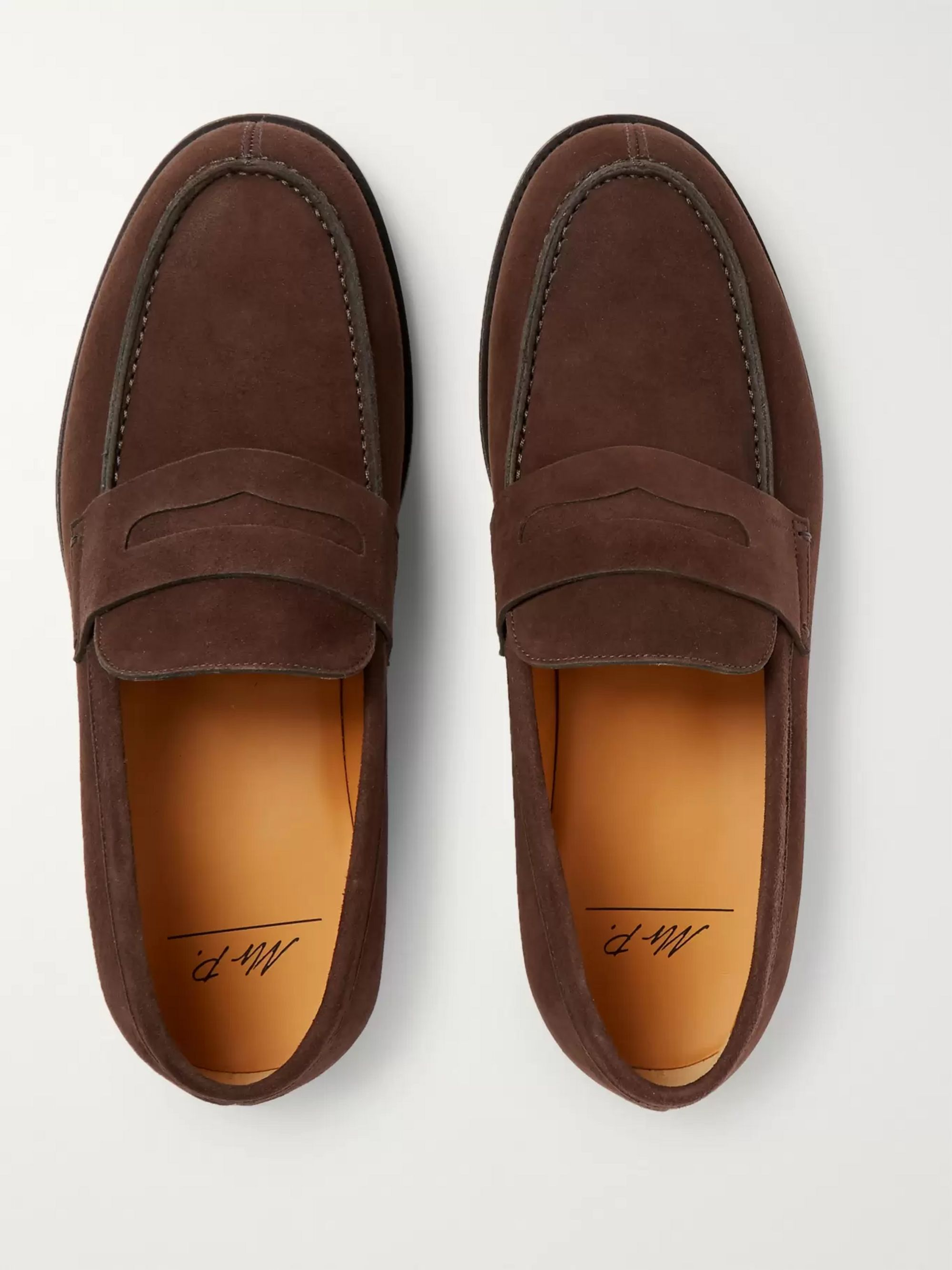 Mr P. Dennis Suede Loafers