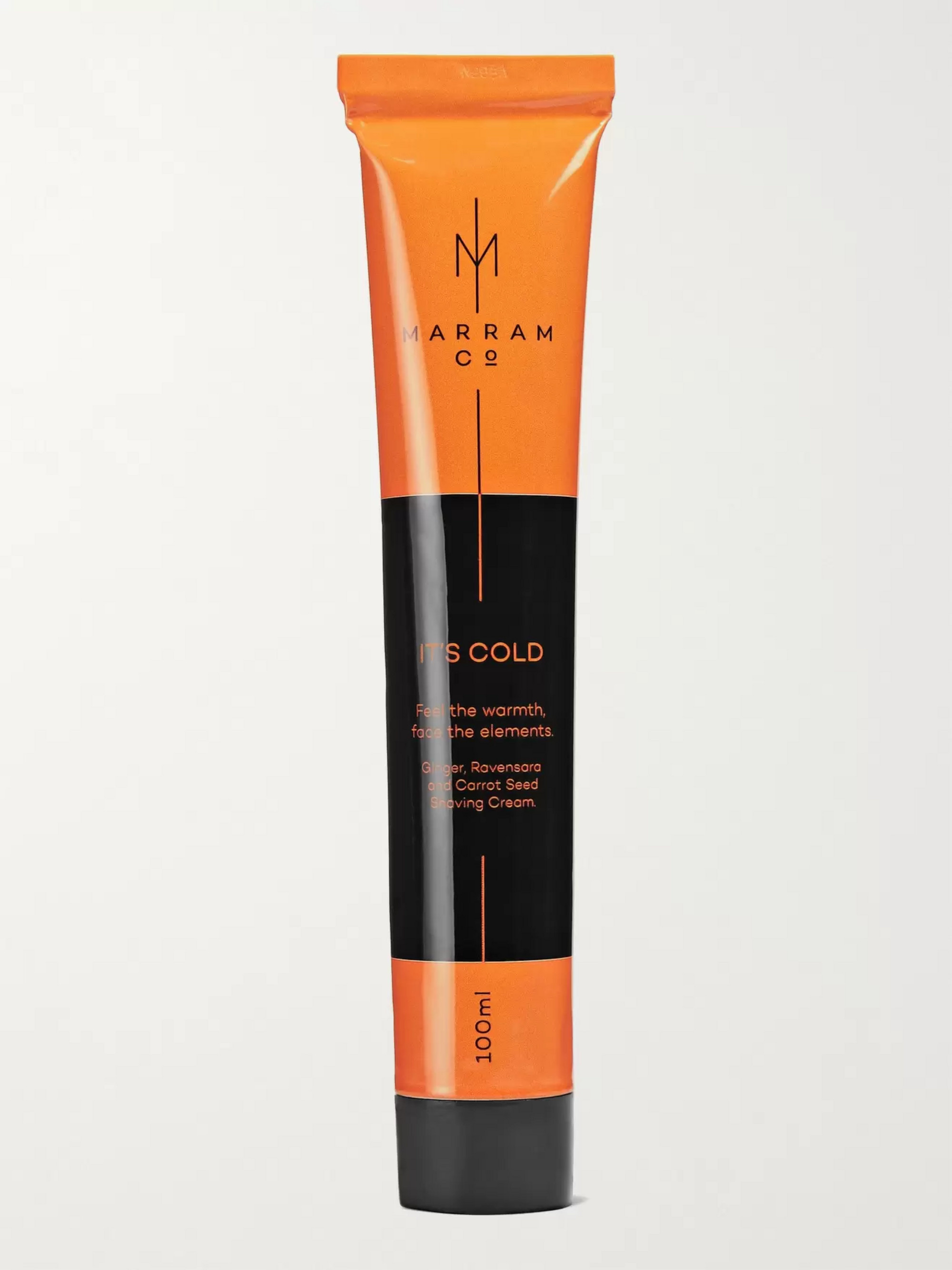 Marram Co It's Cold Shaving Cream, 100ml