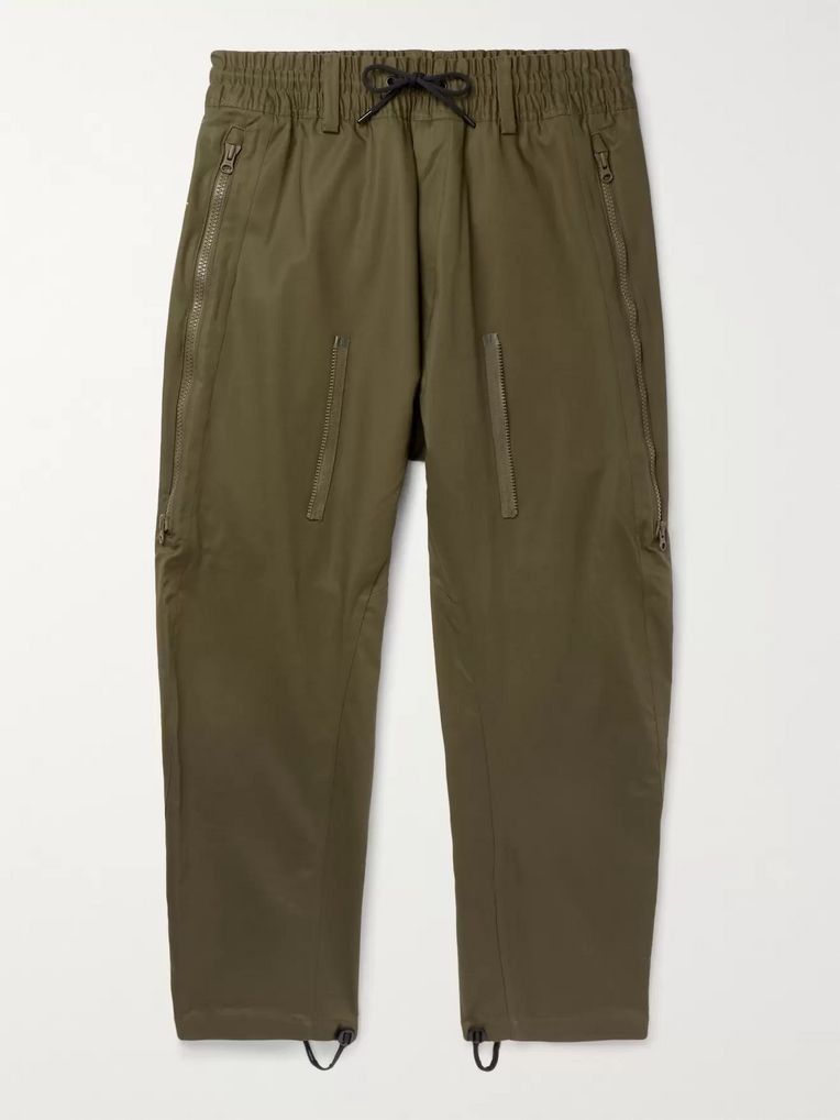 Nike ACG Stretch-Cotton Cargo Trousers