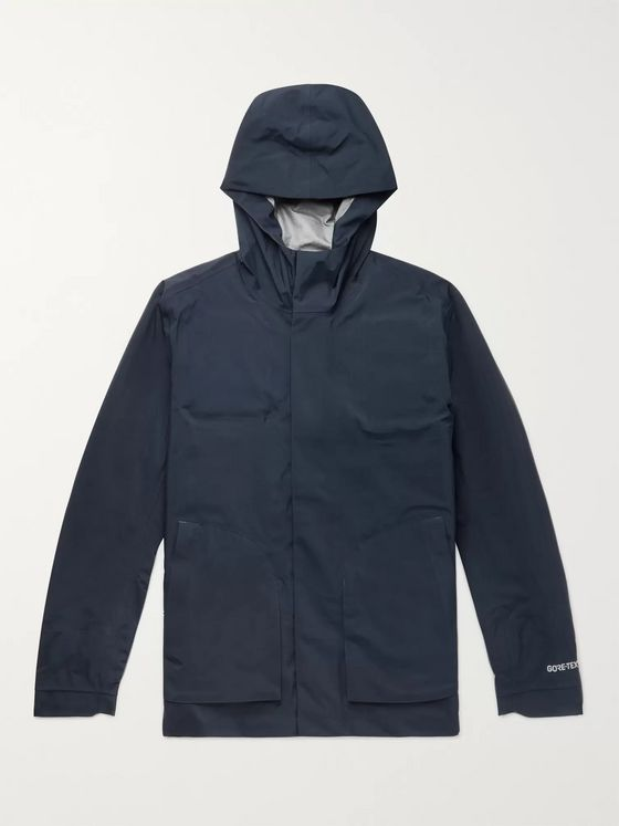 NN07 Wyatt GORE-TEX Hooded Down Jacket