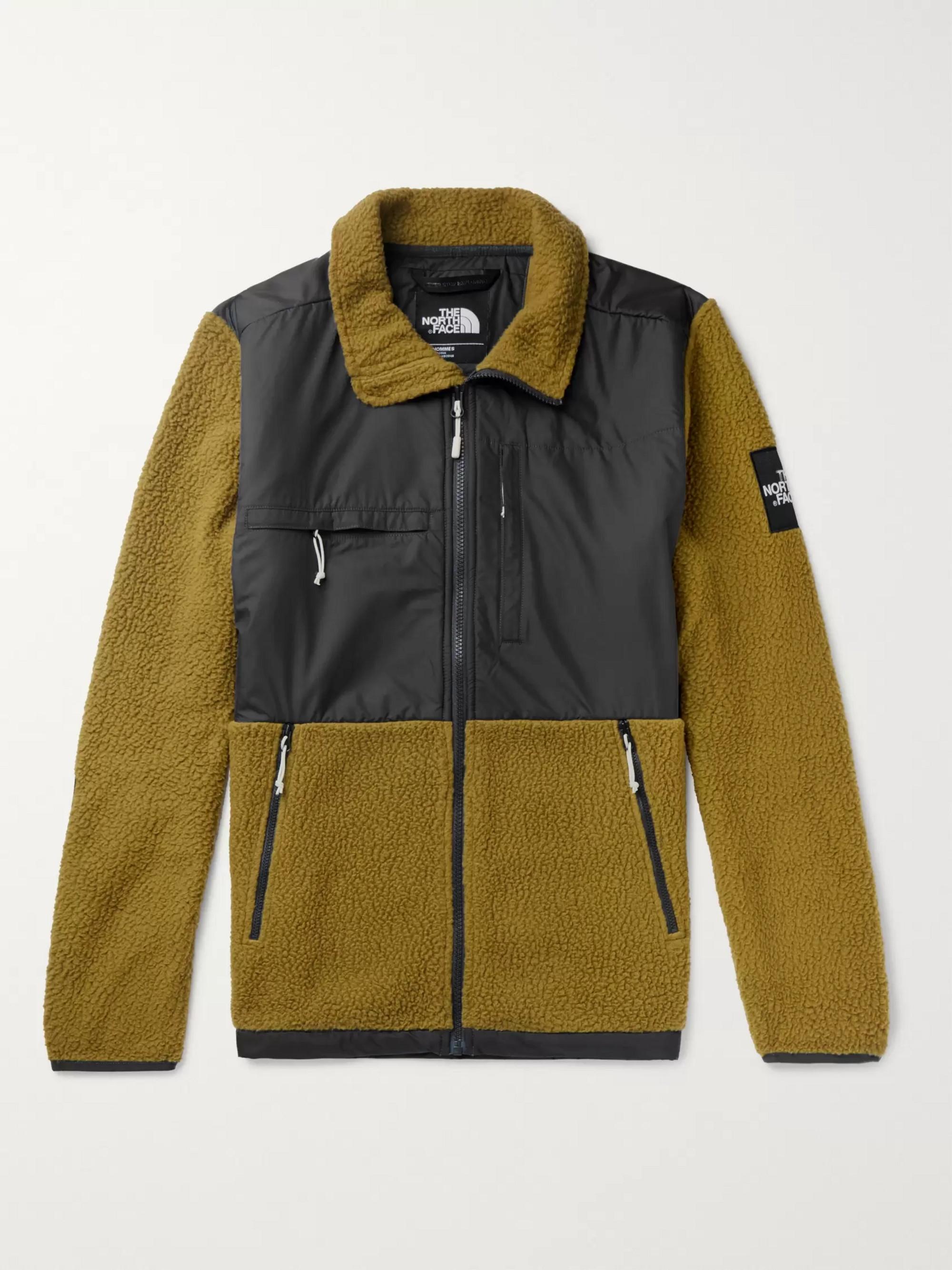 1a62e06e5 Denali Panelled Fleece and Shell Jacket