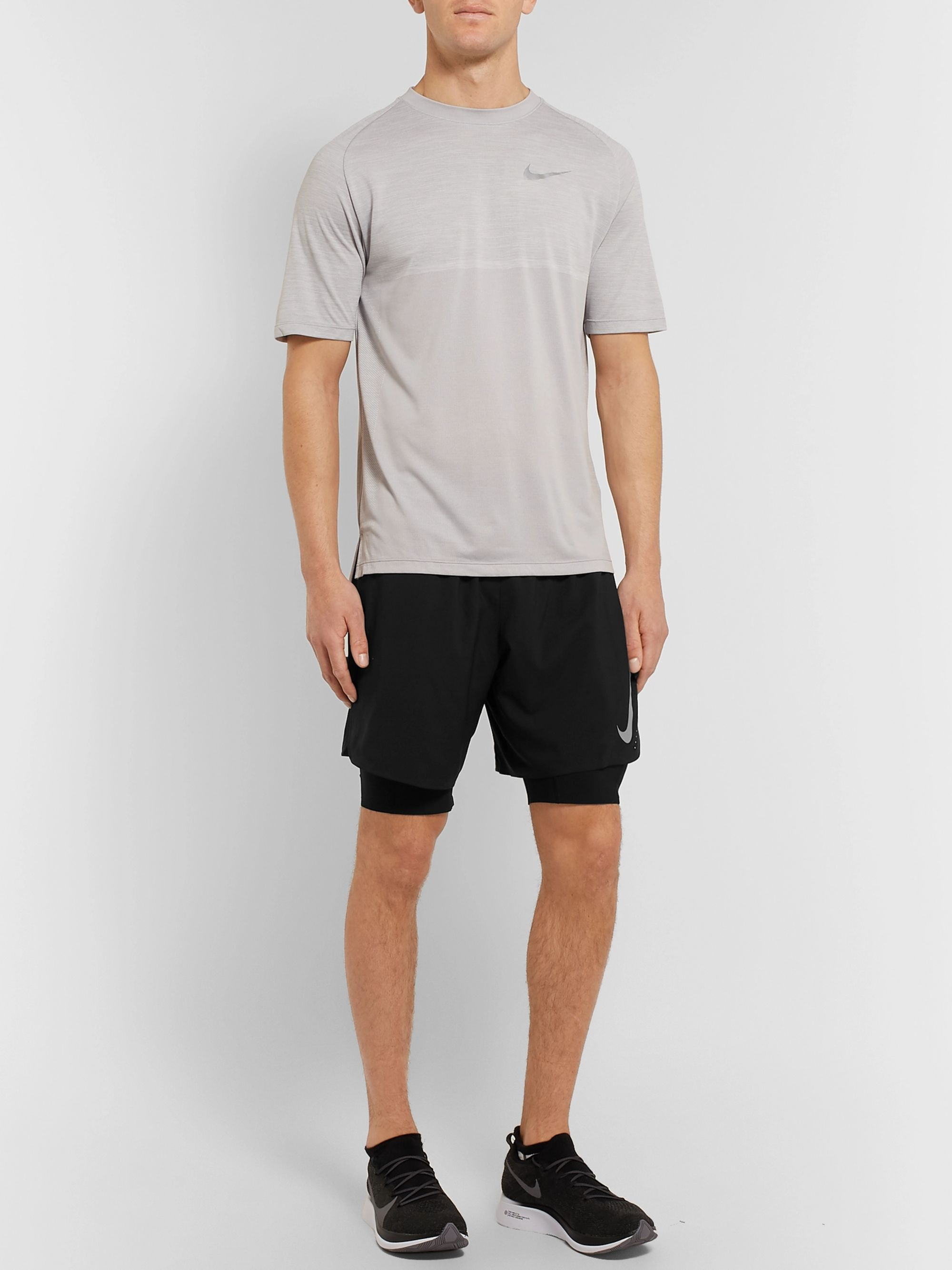 Iffley Road Chester Compression Shorts
