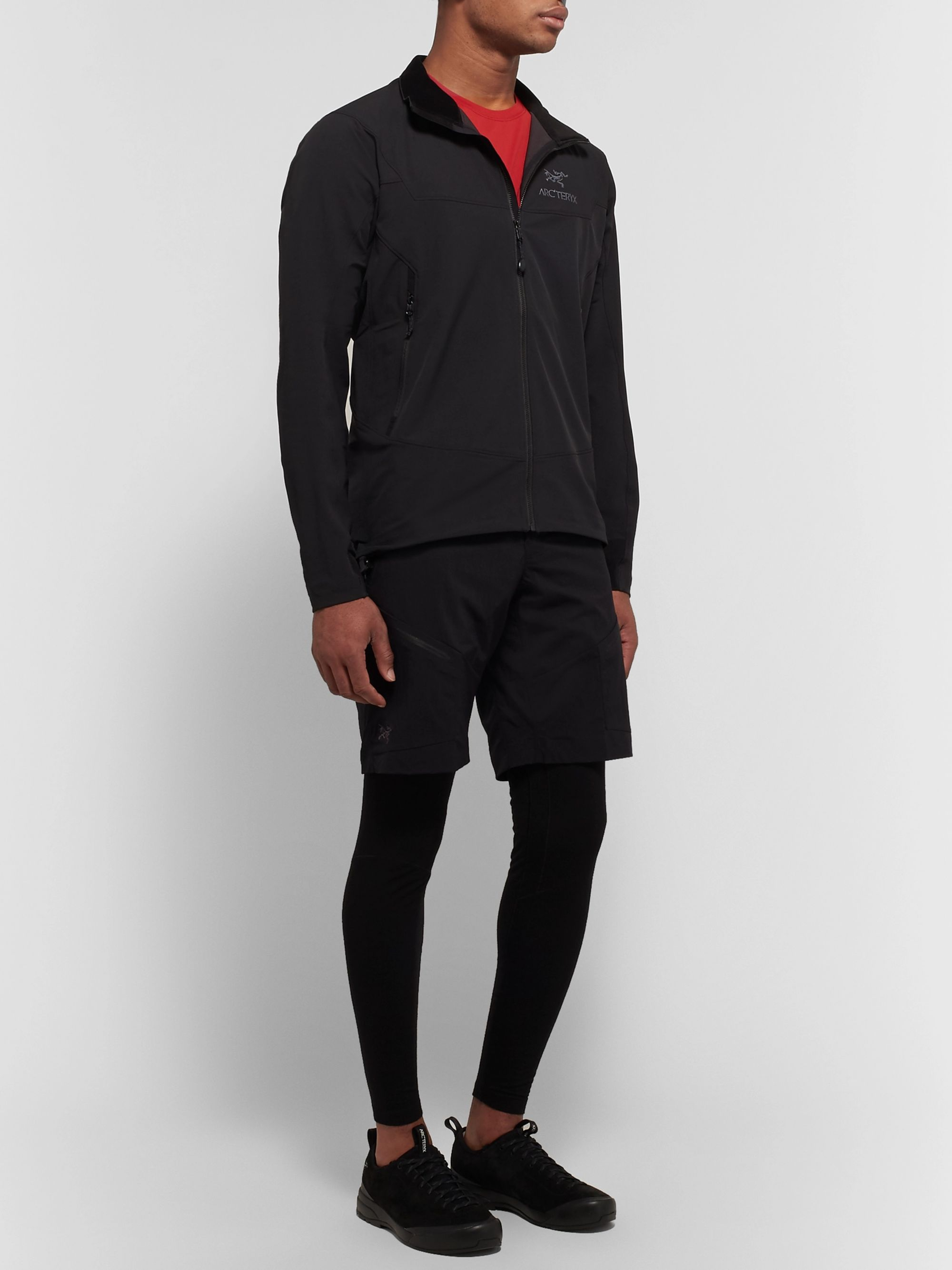 Arc'teryx Satoro AR Wool-Blend Nucliex Base Layer Tights