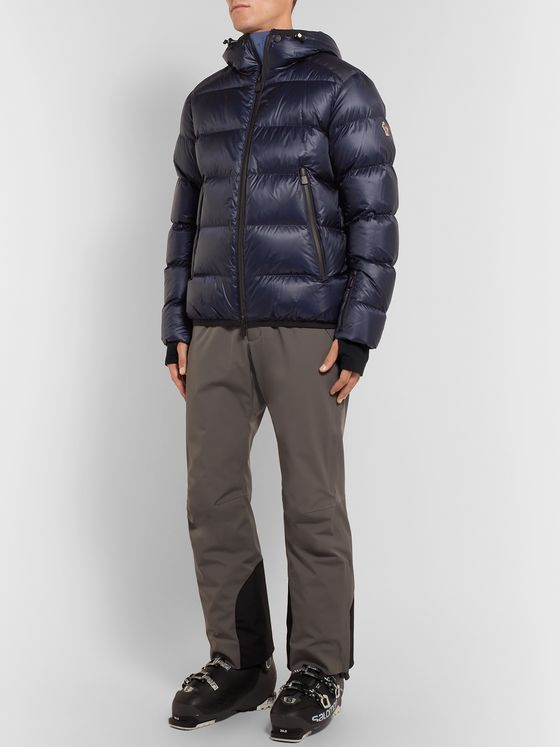 Moncler Grenoble Hintertux Quilted Ski Jacket