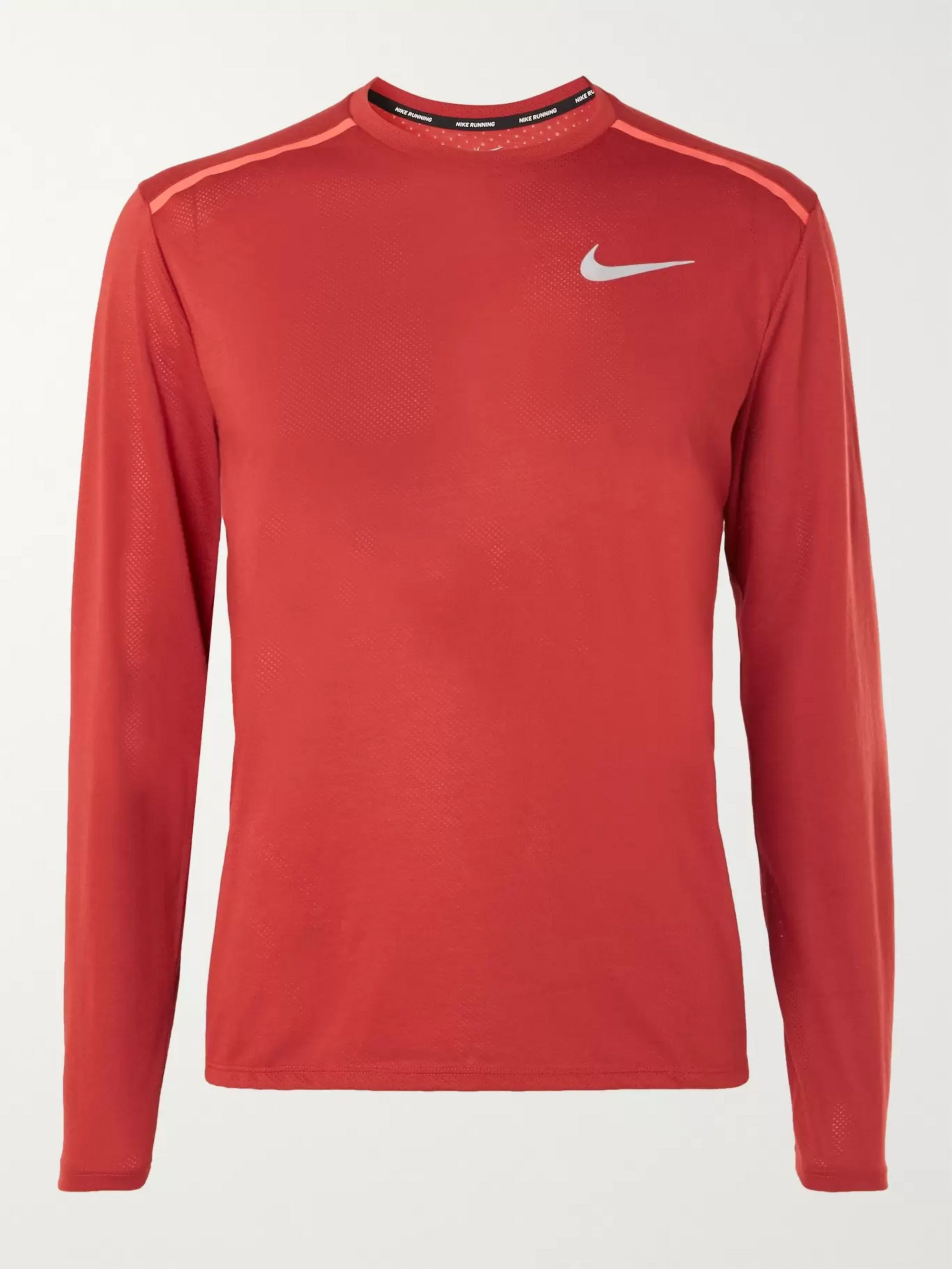 Nike Running Rise 365 Perforated Breathe Dri-FIT T-Shirt
