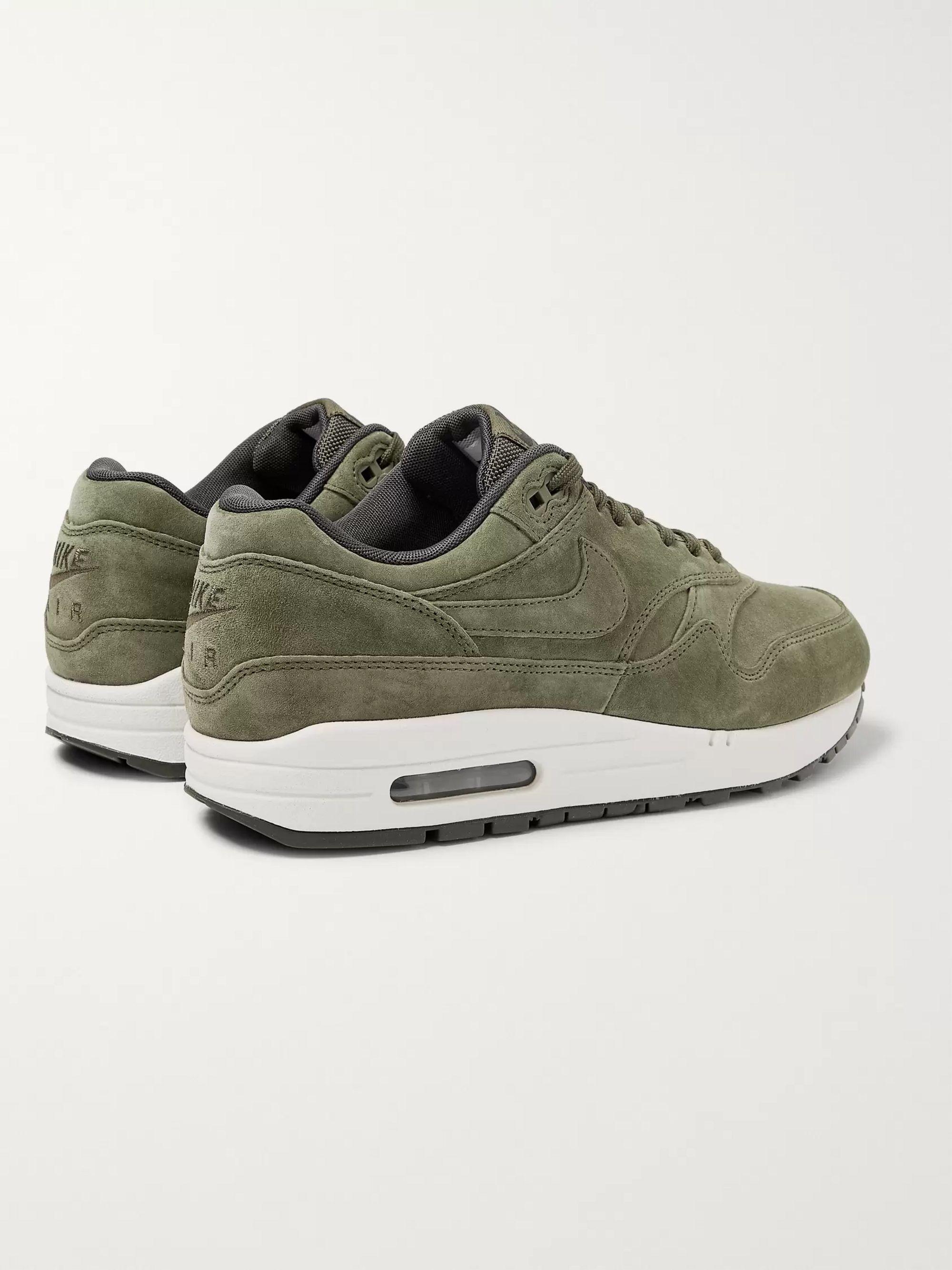 Nike Air Max 1 Premium Olive