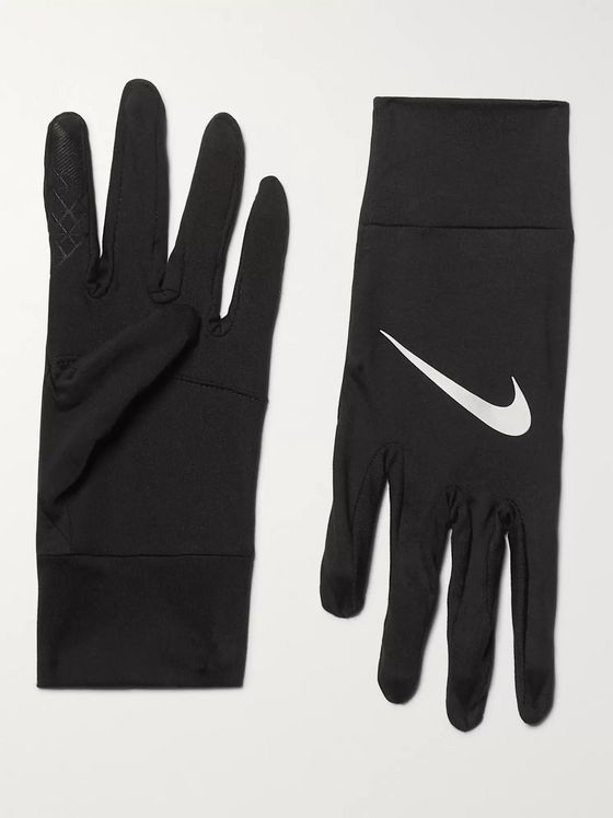 Nike Element Dri-FIT Stretch-Jersey Gloves