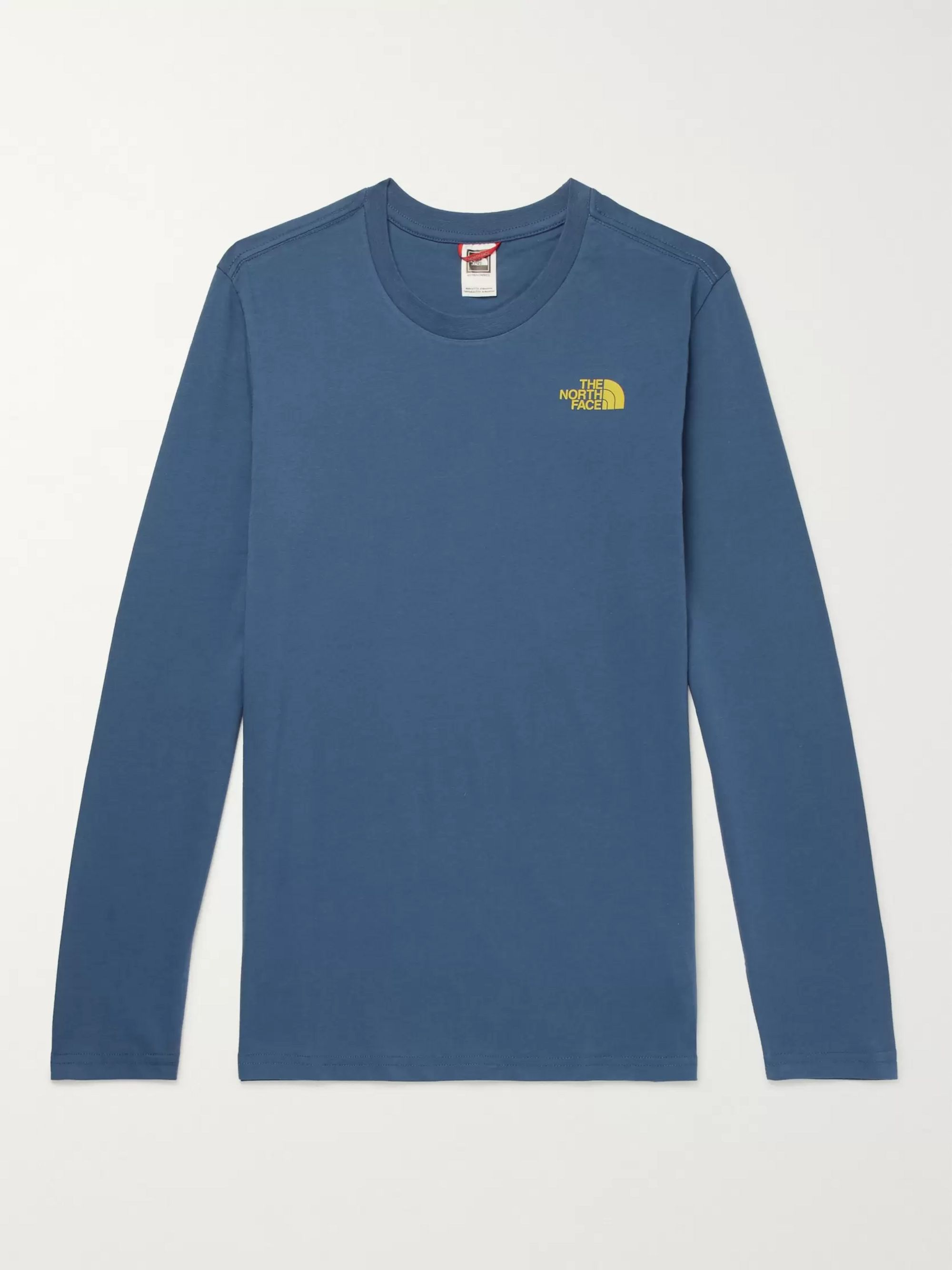 The North Face Easy Logo-Print Cotton-Jersey T-Shirt