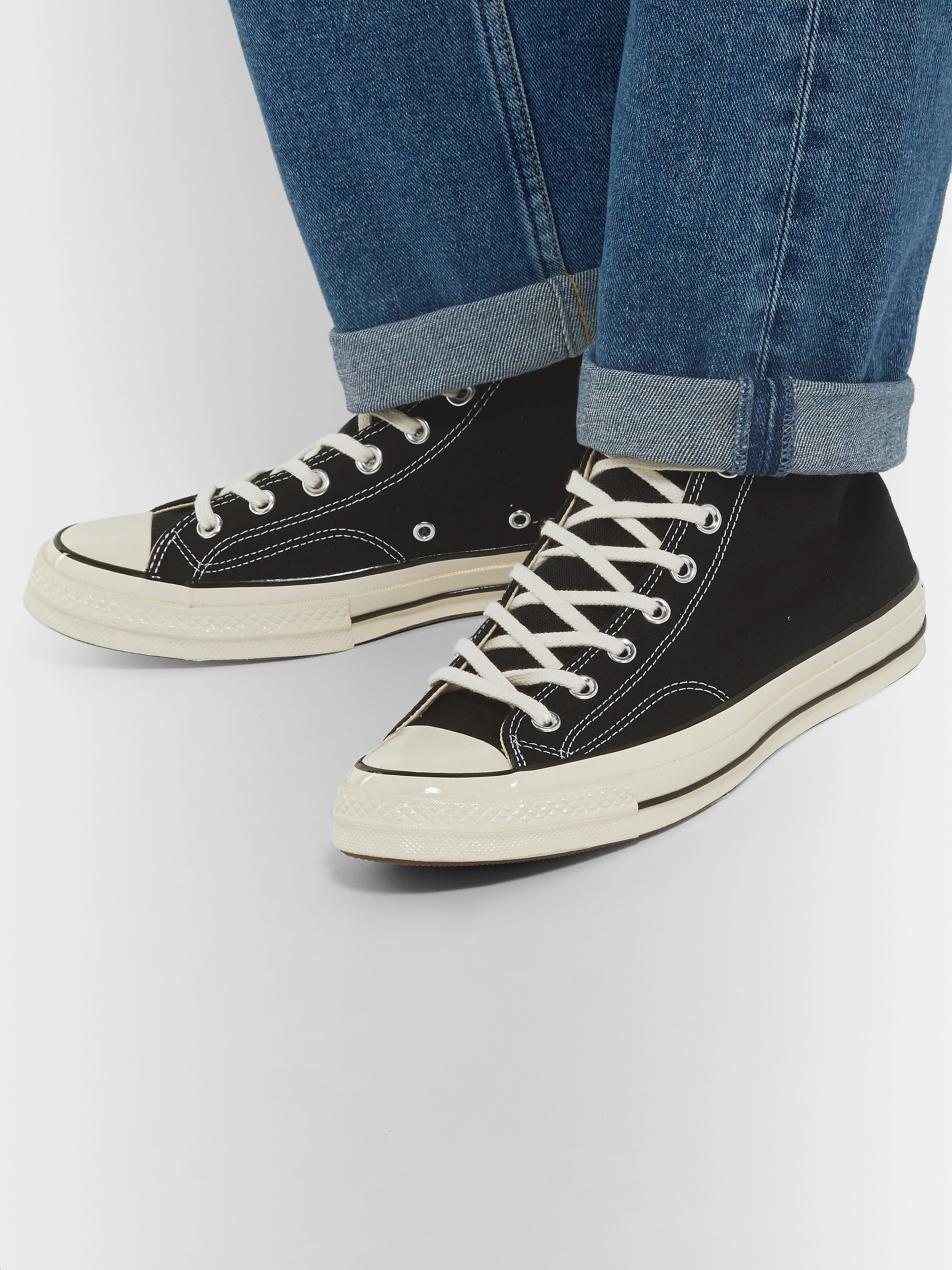 Converse Chuck 70 Canvas High-Top Sneakers