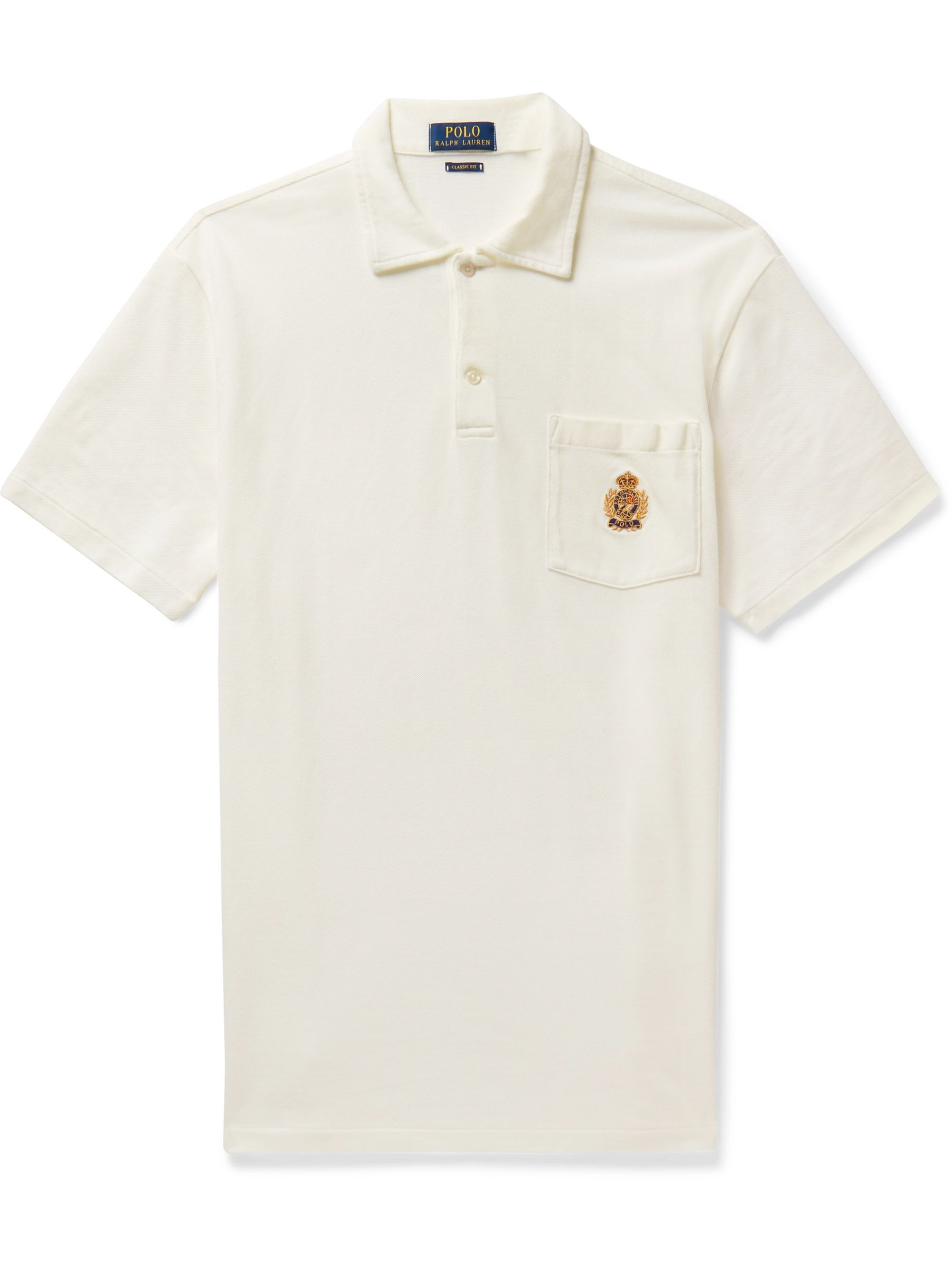 Polo Ralph Lauren Cotton-Piqué Polo Shirt