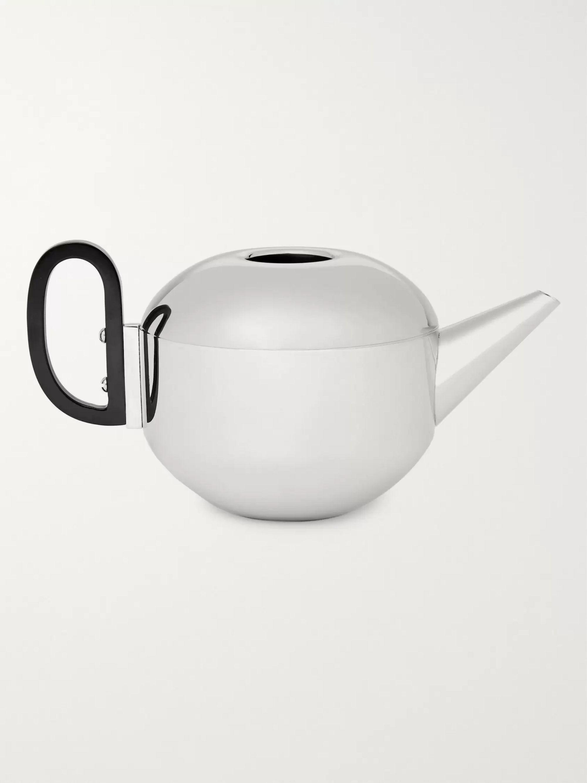 Tom Dixon Form Stainless Steel Tea Set