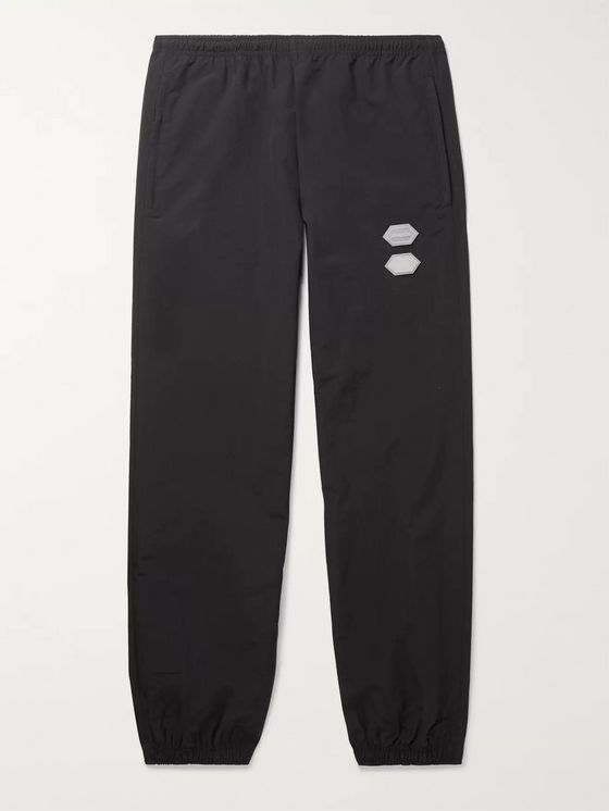 Off-White Tapered Shell Sweatpants