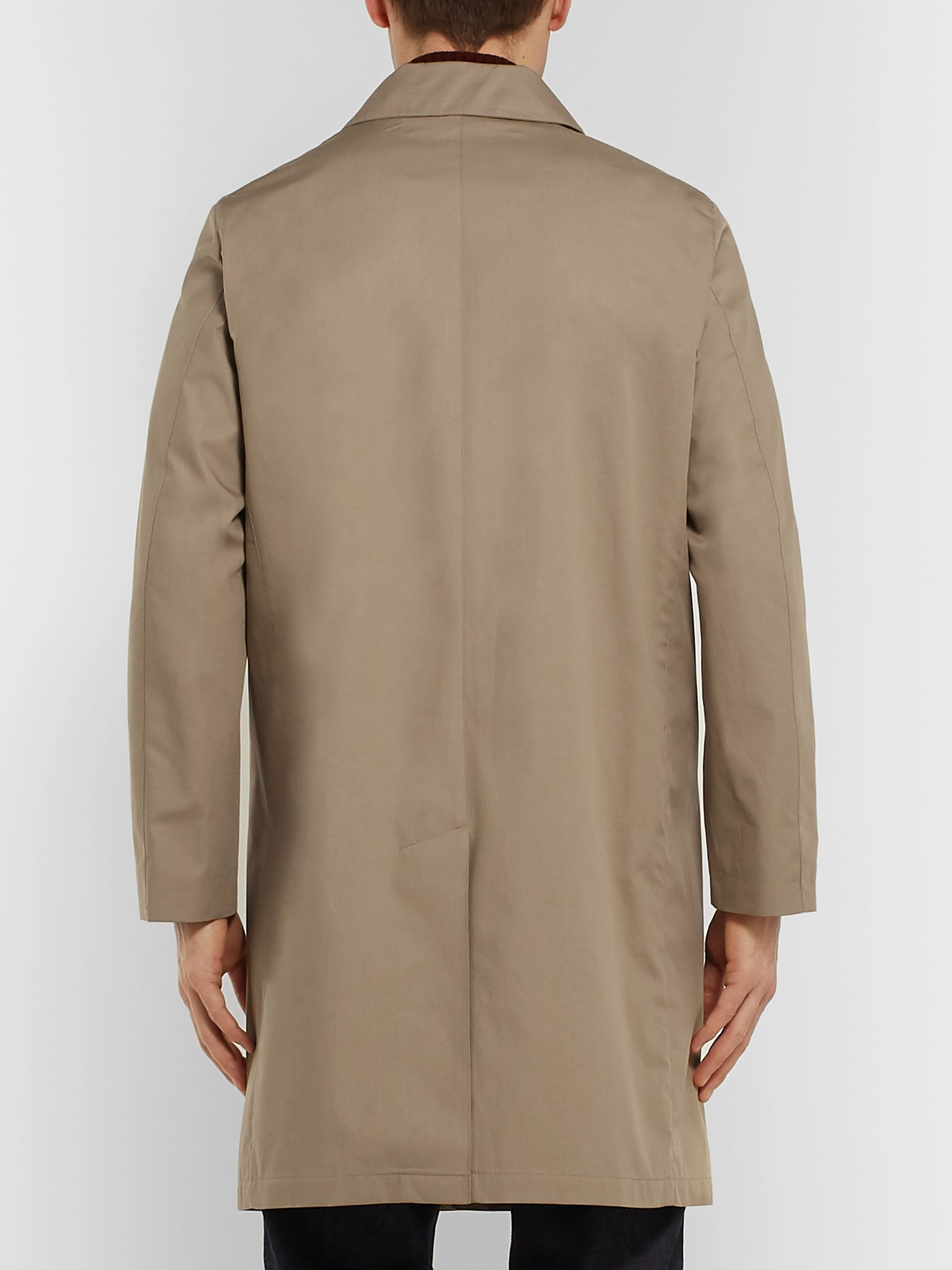Mackintosh Bonded Cotton Raincoat
