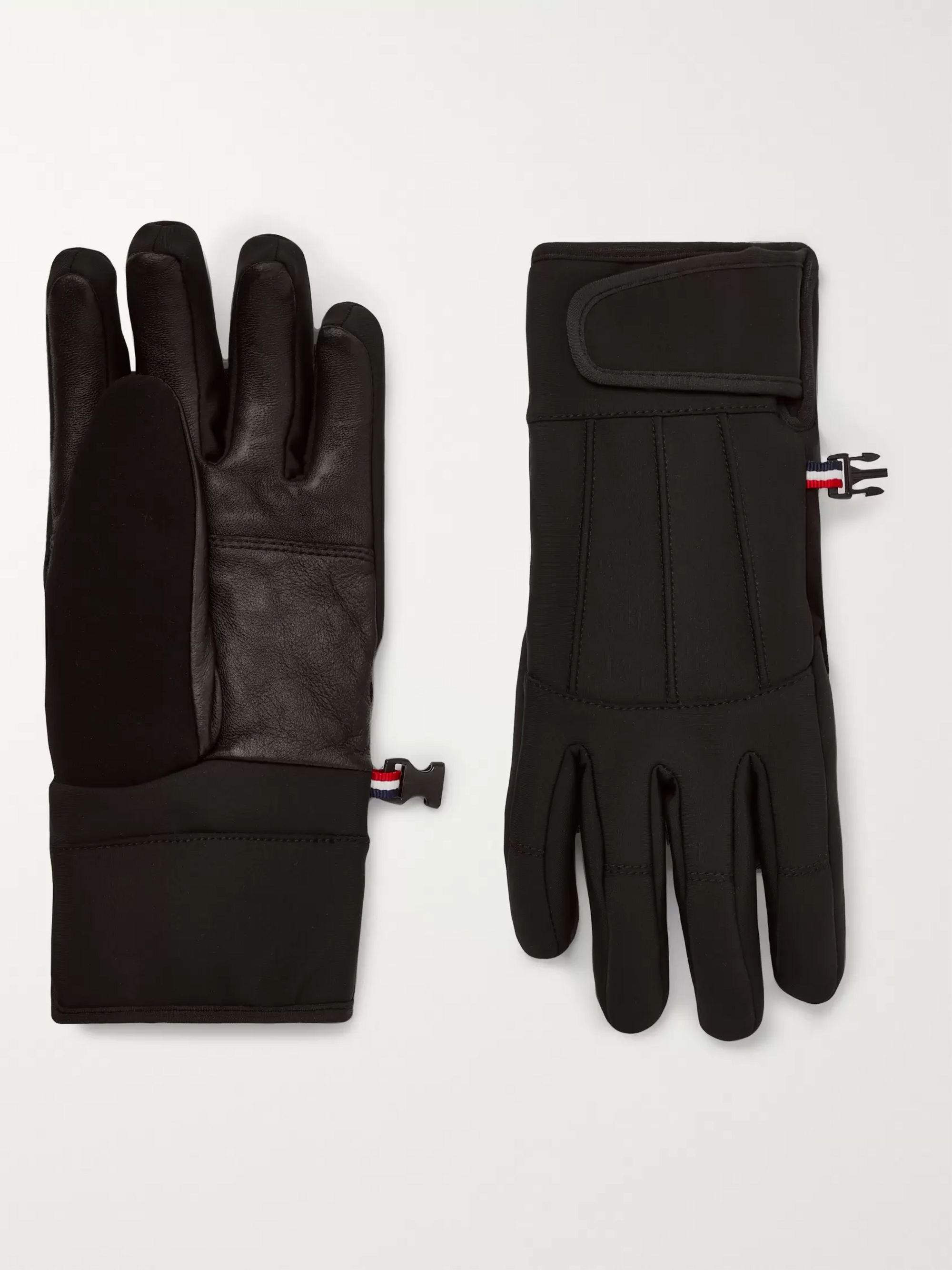 Fusalp Glacier Panelled Ski Gloves