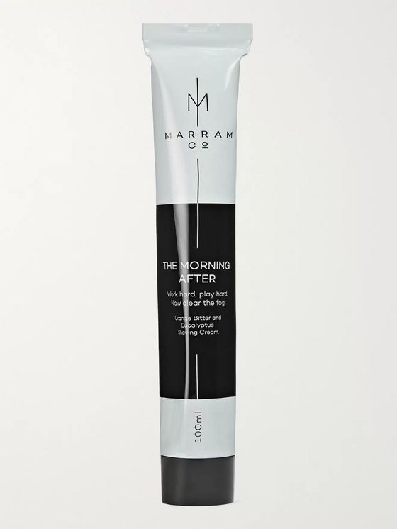Marram Co The Morning After Shaving Cream, 100ml