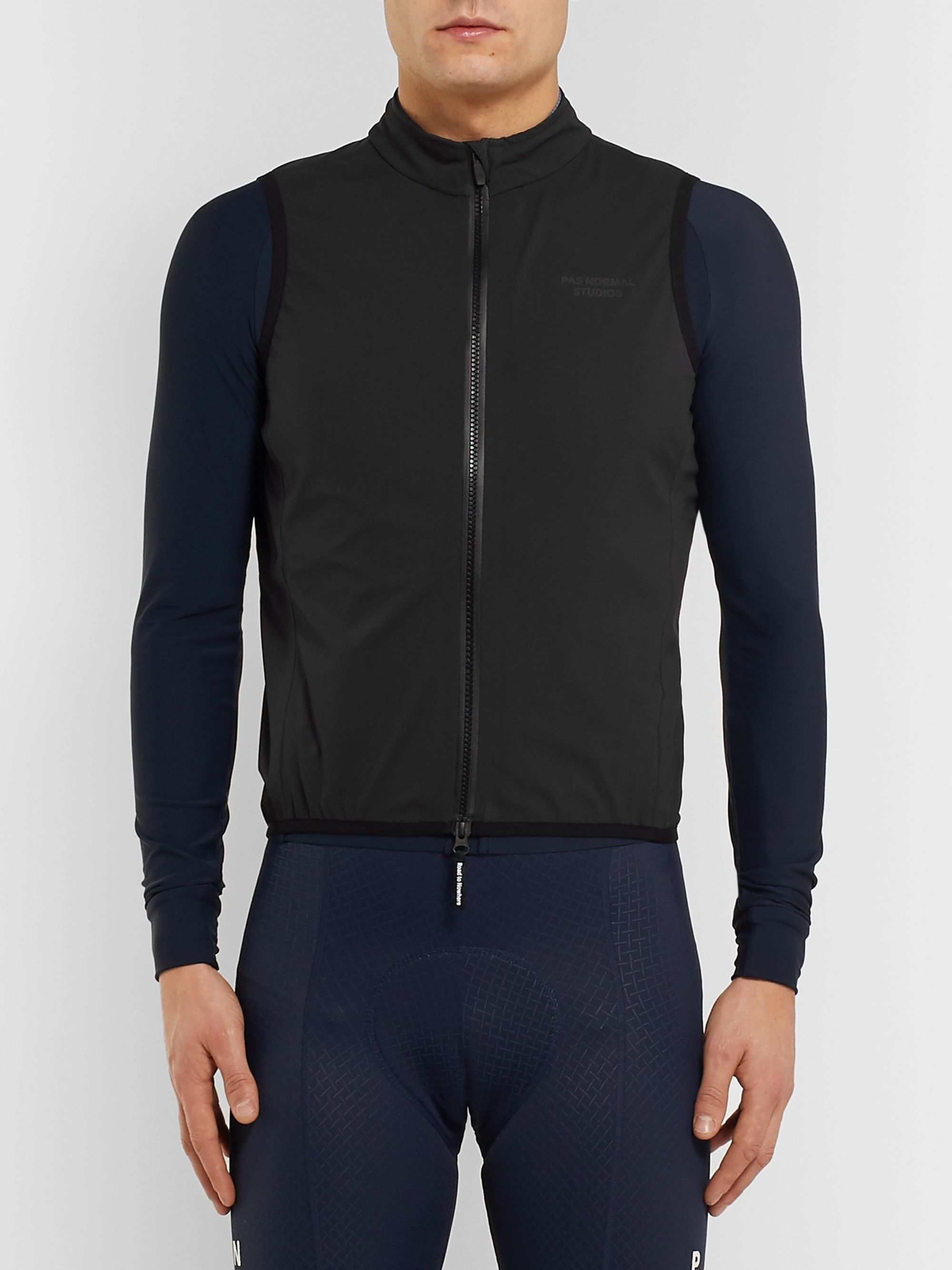 Pas Normal Studios Shield Shell Cycling Gilet