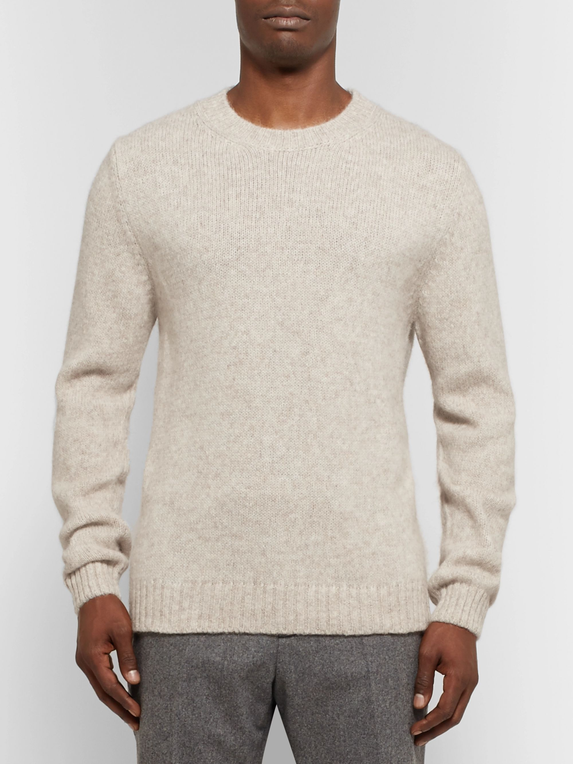 SALLE PRIVÉE Jakob Wool-Blend Sweater