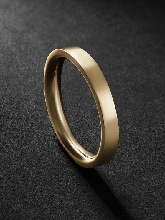 ALICE MADE THIS P4 Bancroft 9-Karat Gold Ring