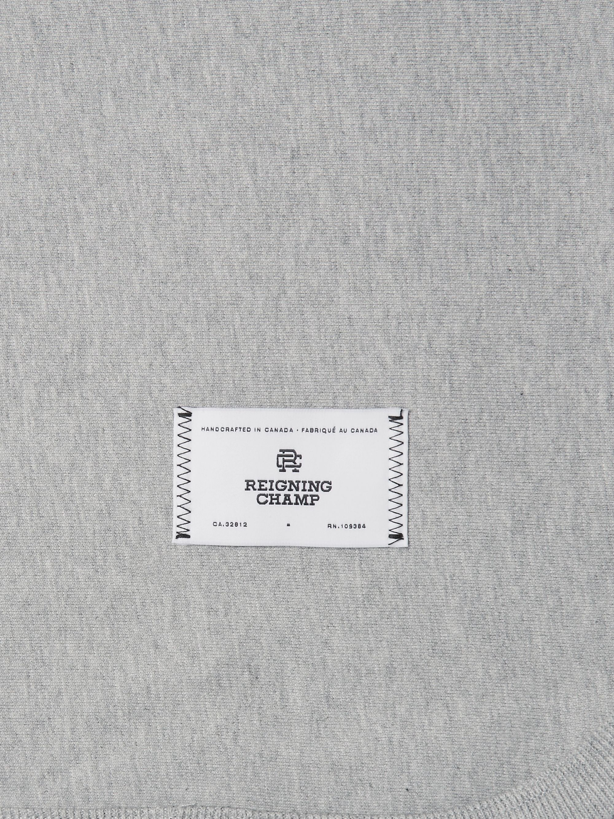 Reigning Champ Stadium Loopback Cotton-Jersey Blanket
