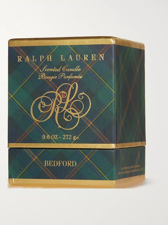Ralph Lauren Home Bedford Holiday Scented Candle, 272g