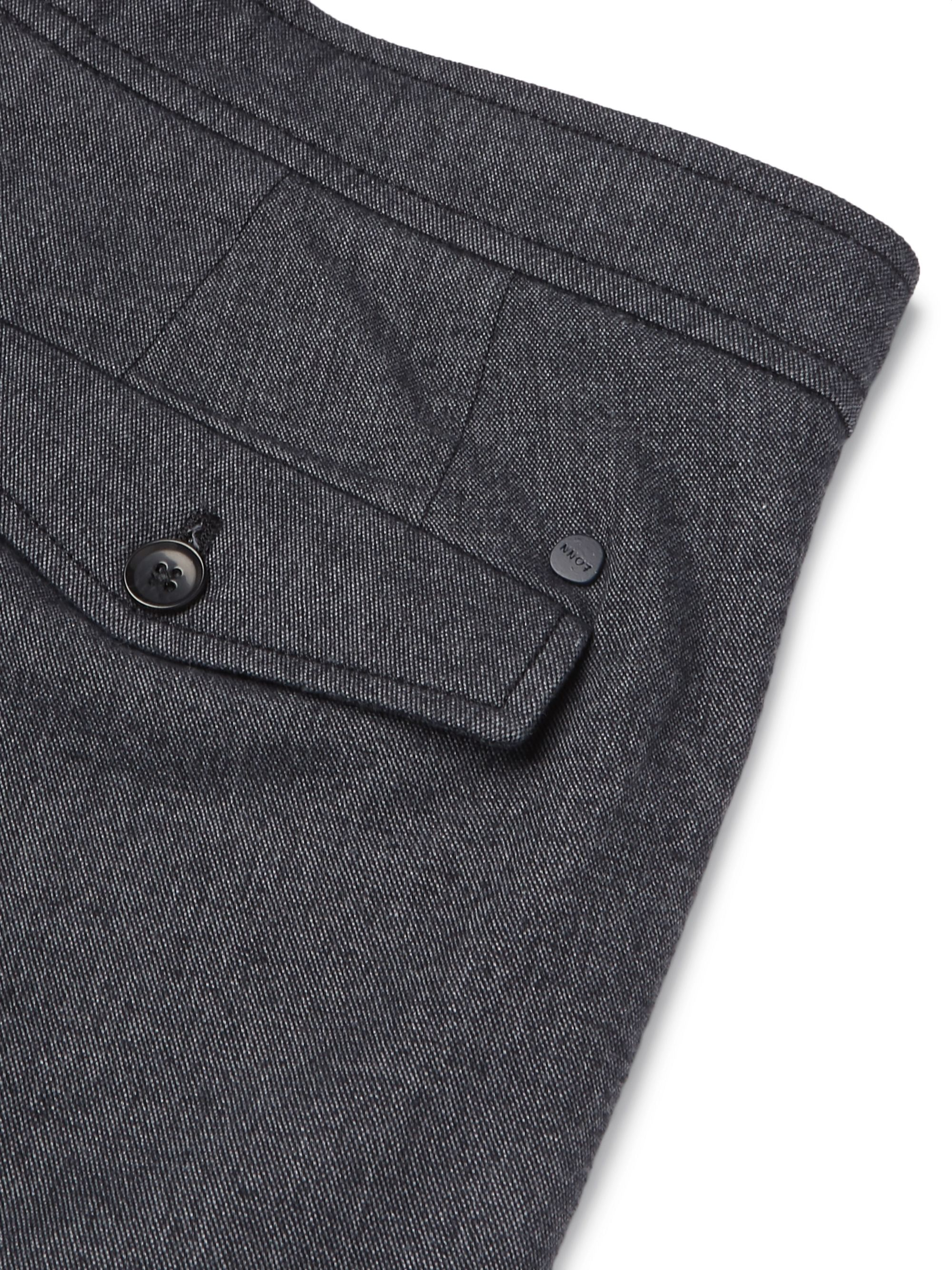 NN07 Copenhagen Slim-Fit Woven Drawstring Trousers