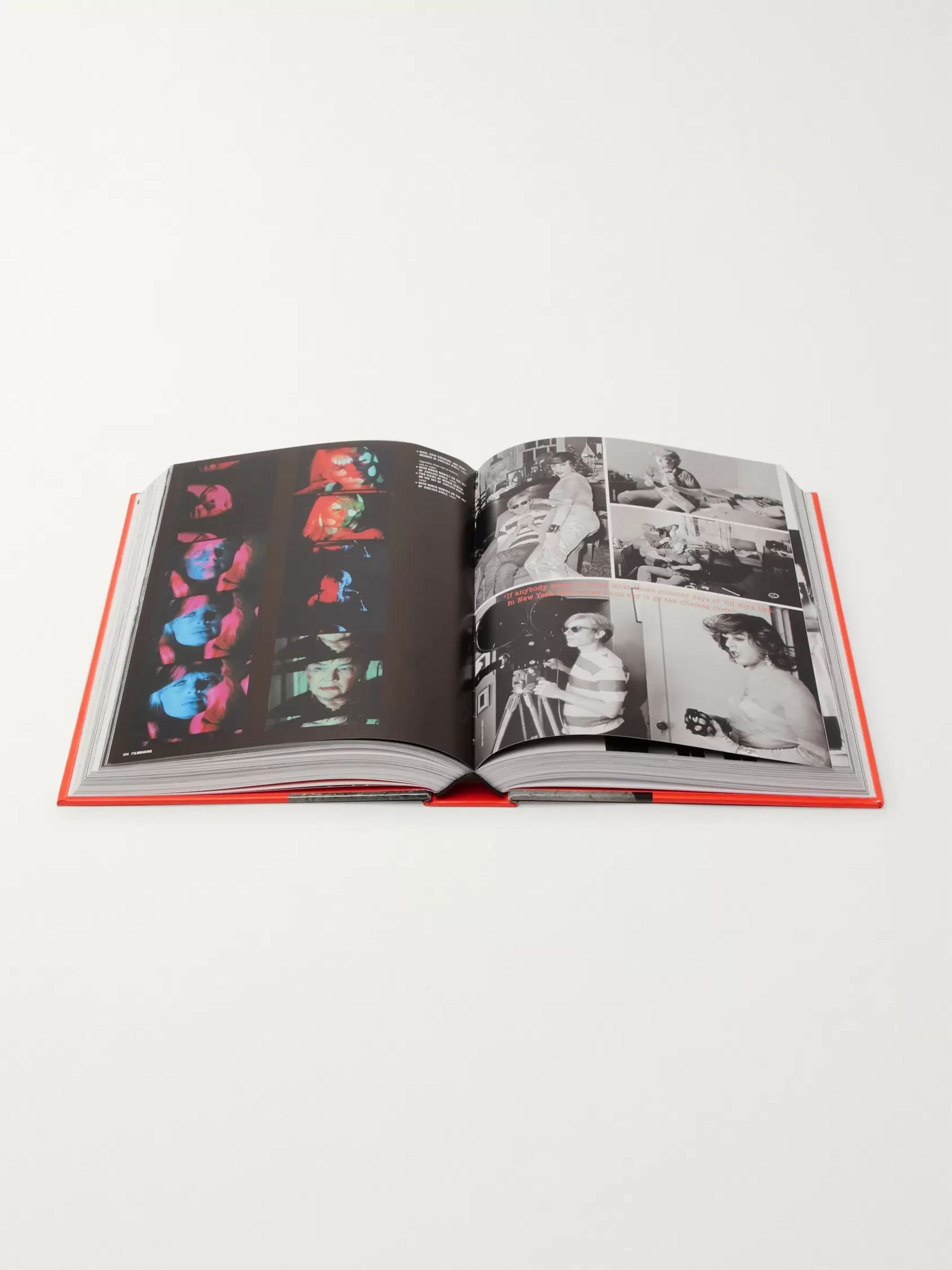 "Phaidon Andy Warhol ""Giant"" Size, Mini Format Hardcover Book"