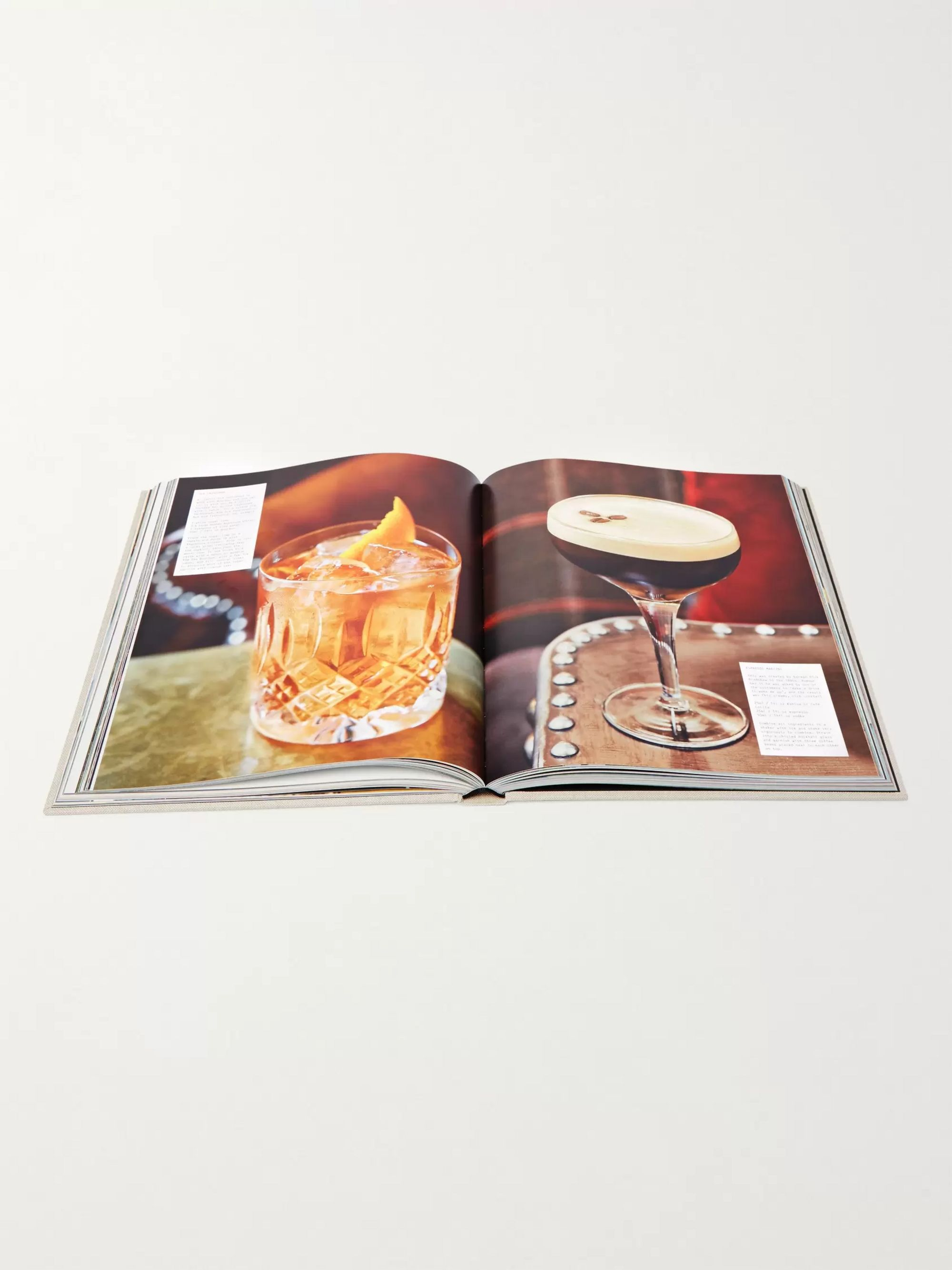 Soho Home Eat Drink Nap Hardcover Book
