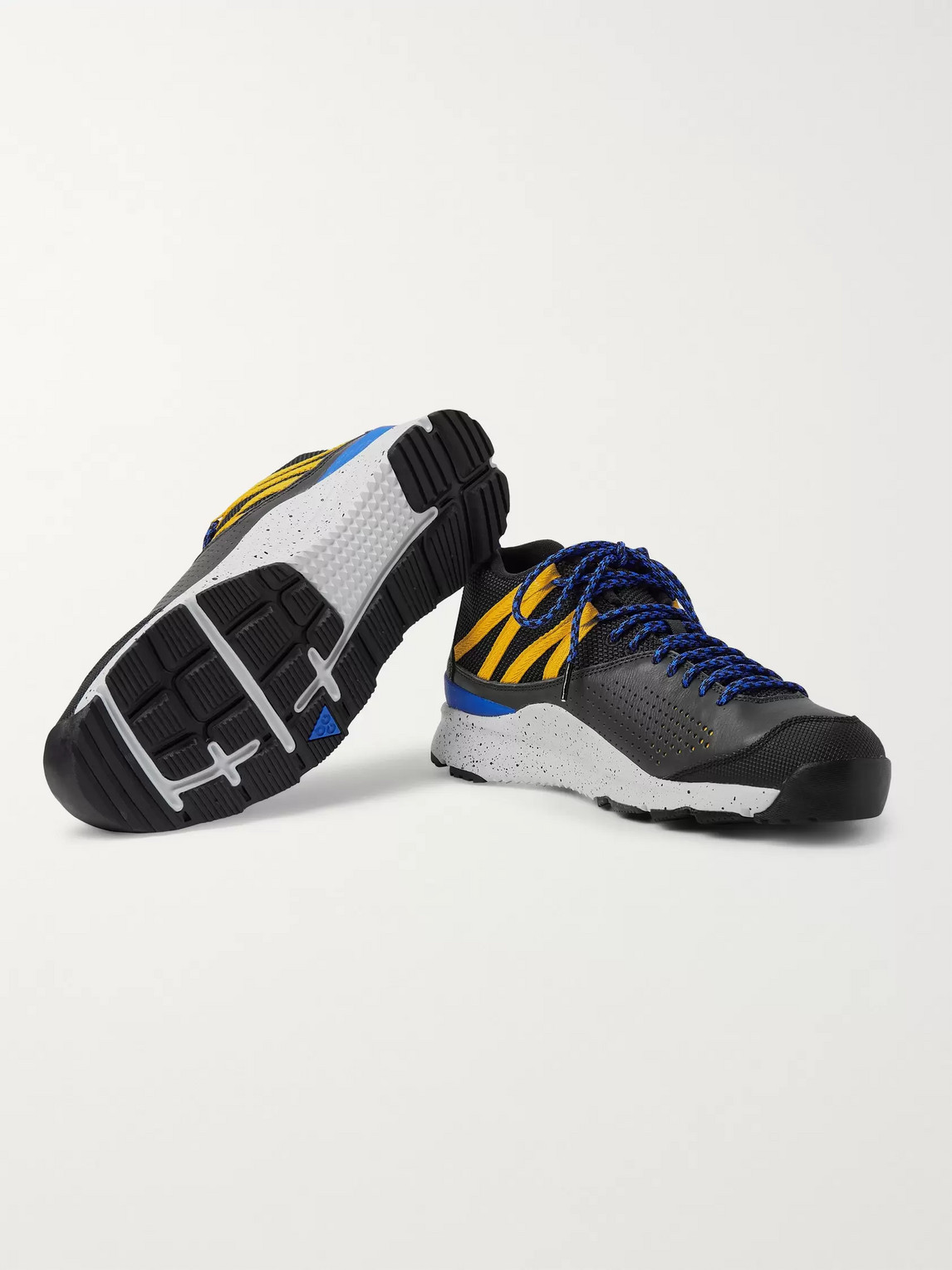 Nike Sneakers ACG OKWAHN II MESH, RUBBER AND LEATHER SNEAKERS