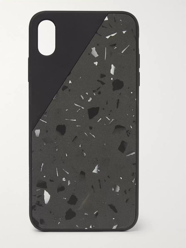 Native Union Clic Terrazzo Jesmonite iPhone X/XS Case
