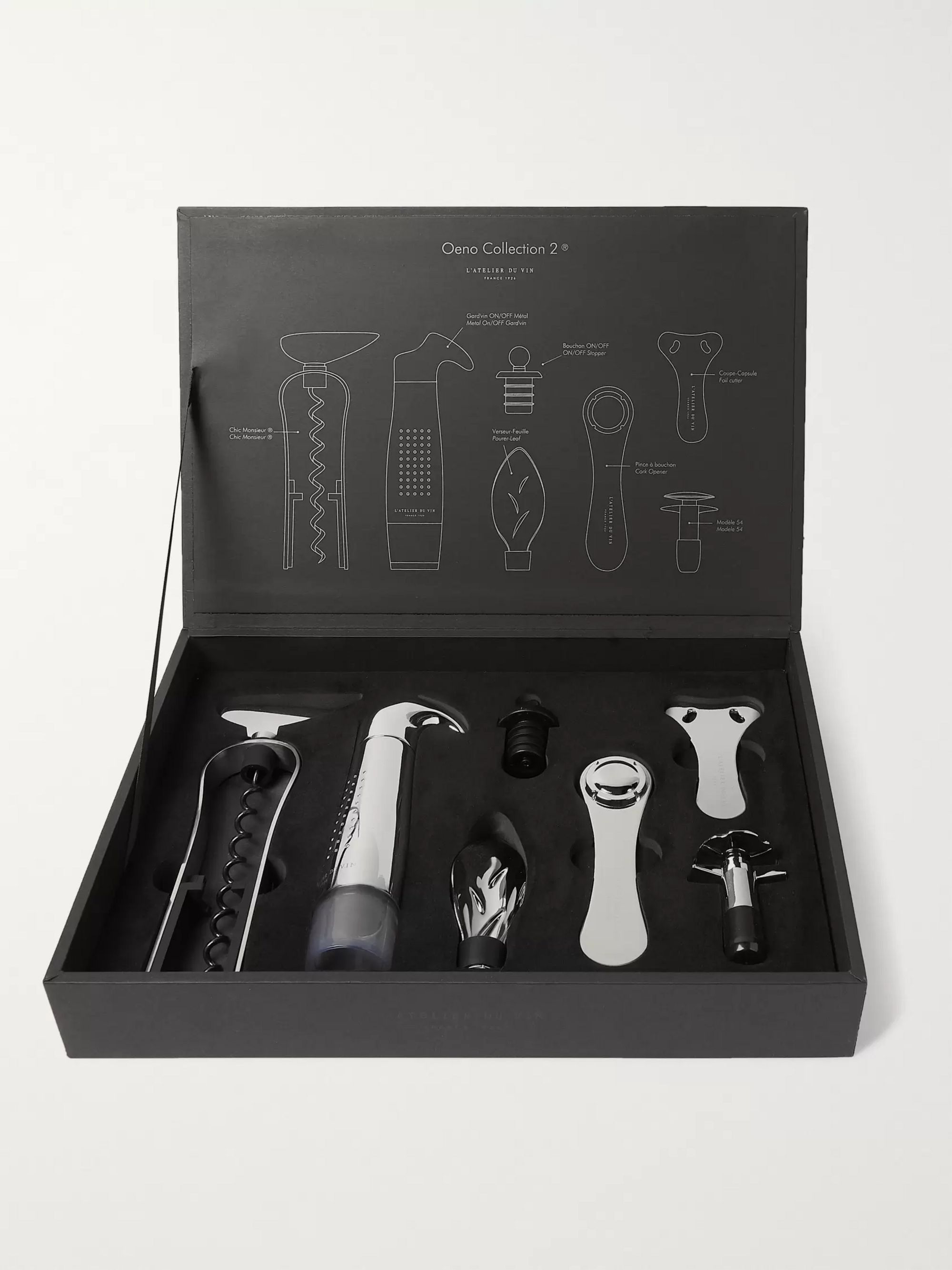 L'Atelier du Vin Oeno Collection 2 Boxed Set