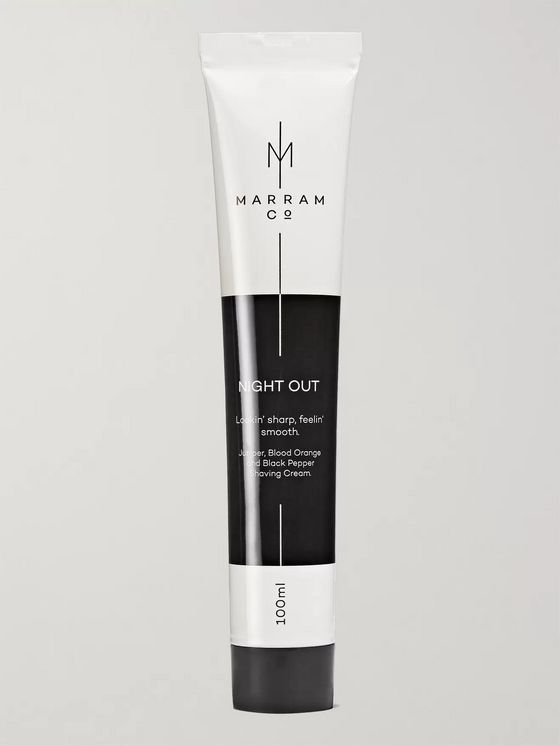 Marram Co Night Out Shaving Cream, 100ml