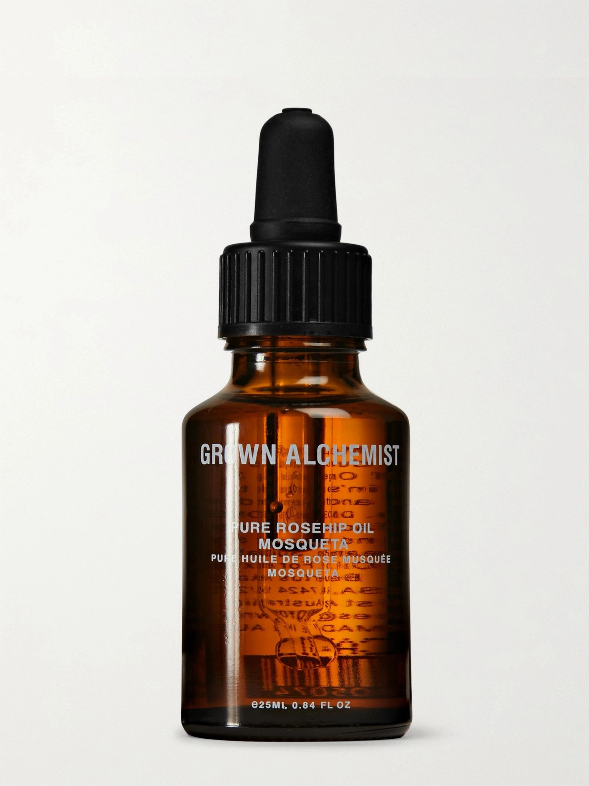 Grown Alchemist Pure Rosehip Oil - Rosa Mosqueta, 25ml