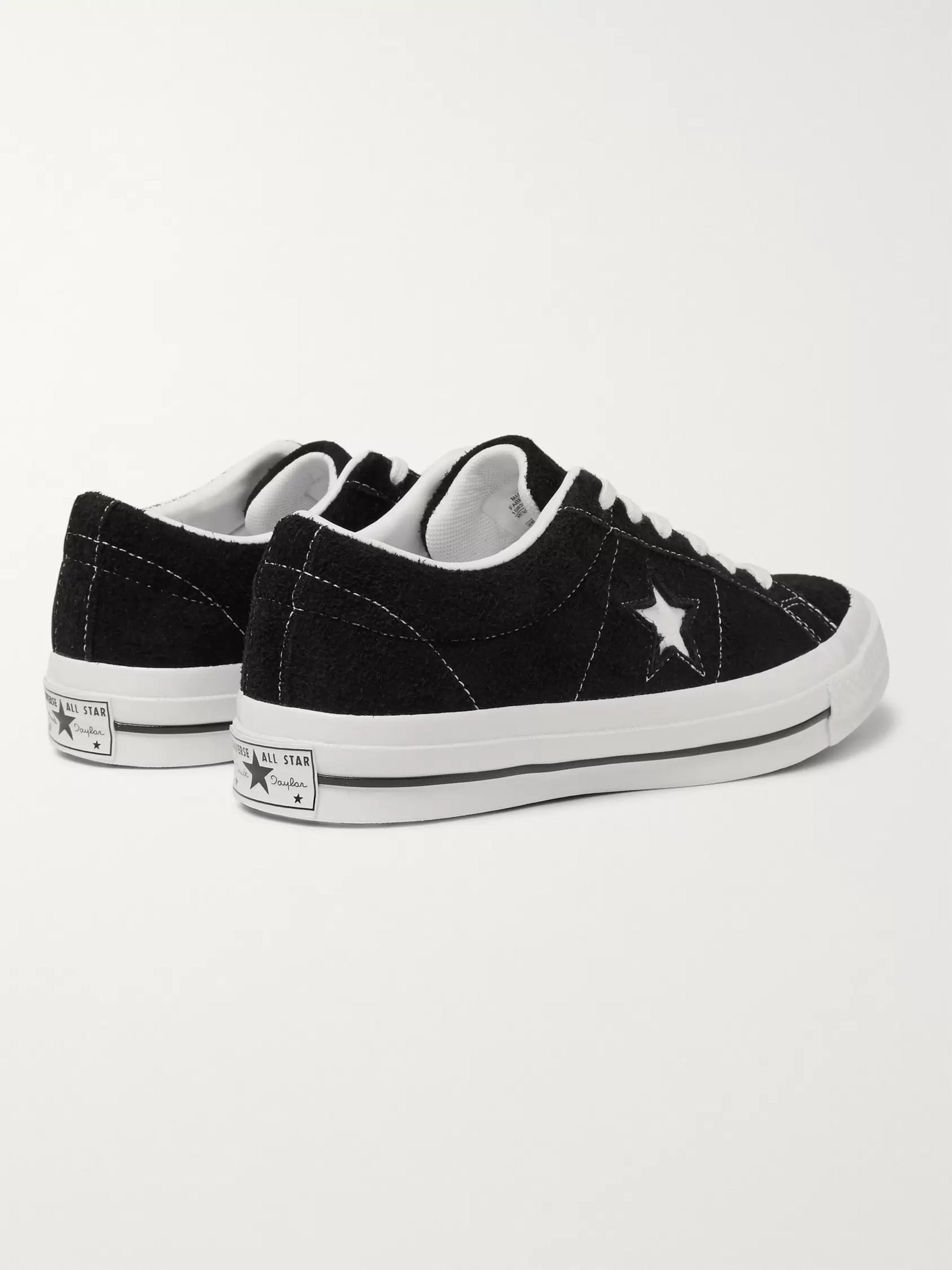 Converse One Star OX Suede Sneakers
