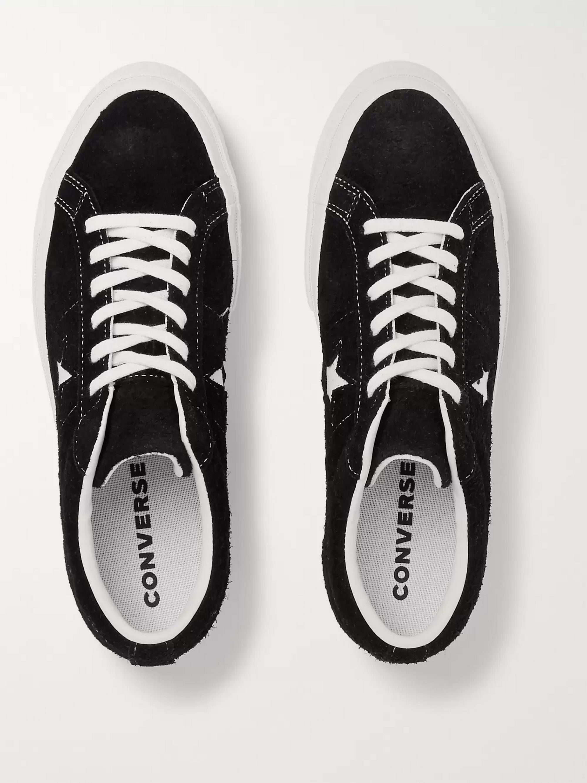 One Star OX Suede Sneakers
