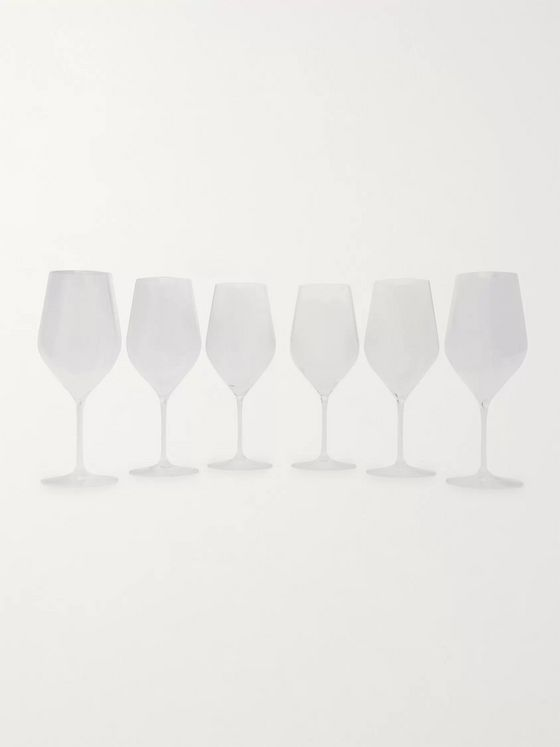 L'ATELIER DU VIN Good Size N°2 Set of Six Wine Glasses