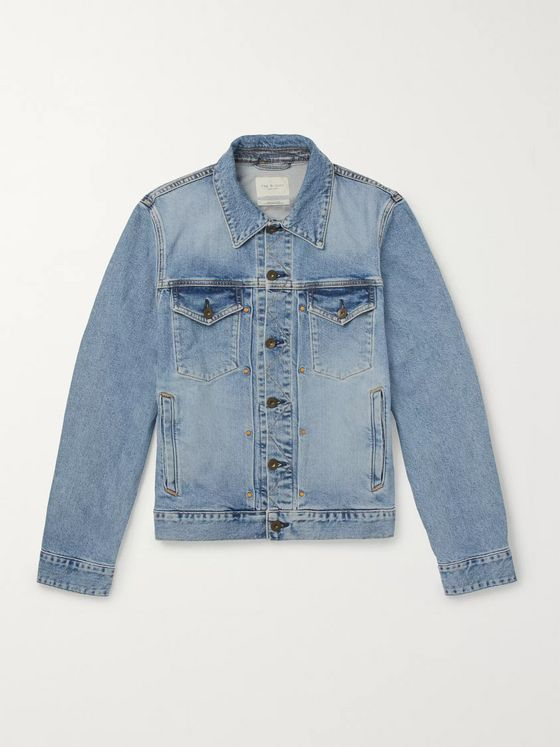 rag & bone Definitive Slim-Fit Denim Jacket