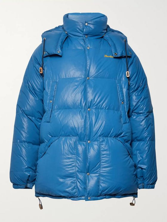 visvim Kodiak Quilted Nylon Down Jacket