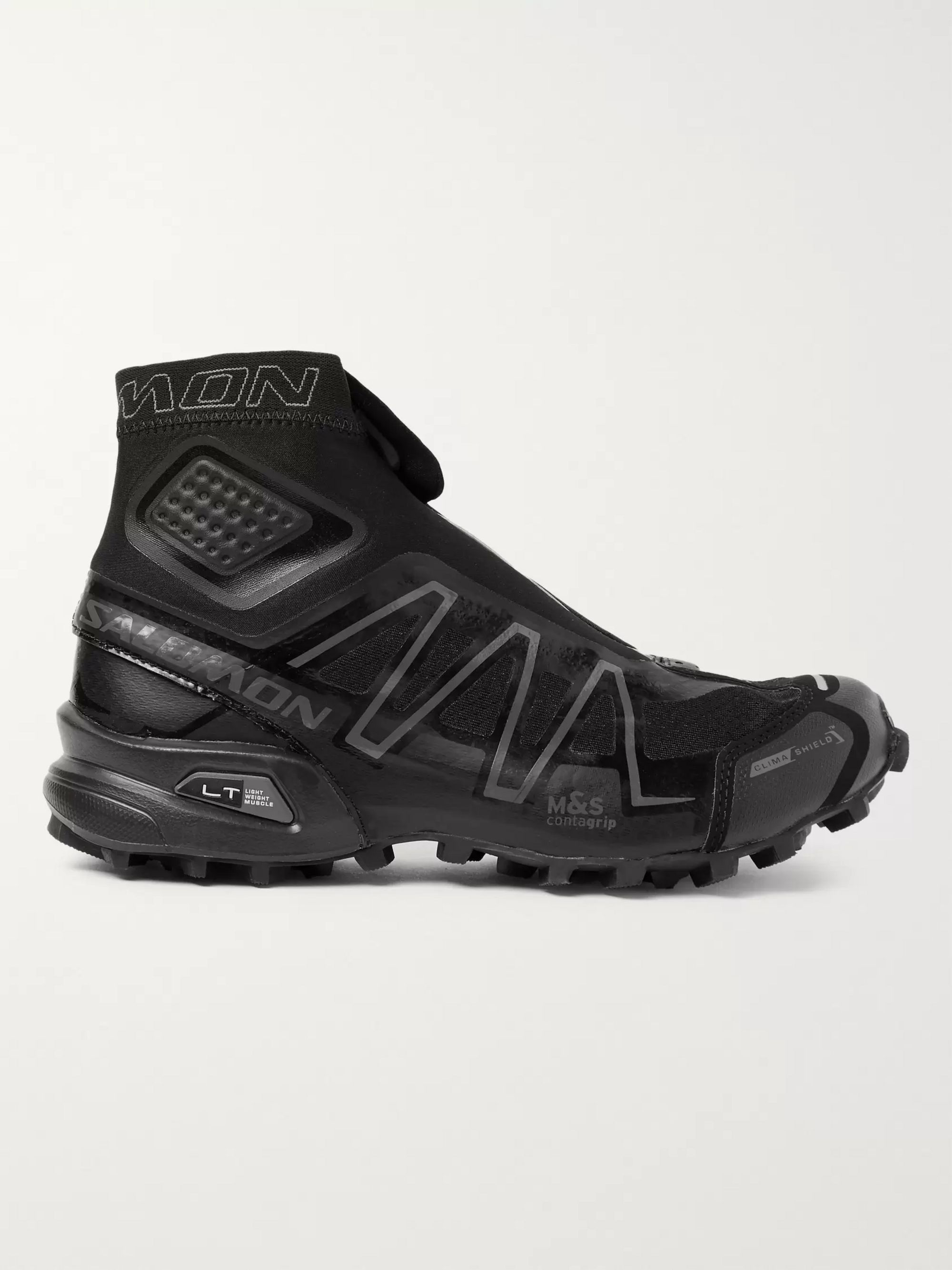 separation shoes 7f8b7 4cf51 Snowcross Mesh and Neoprene Boots
