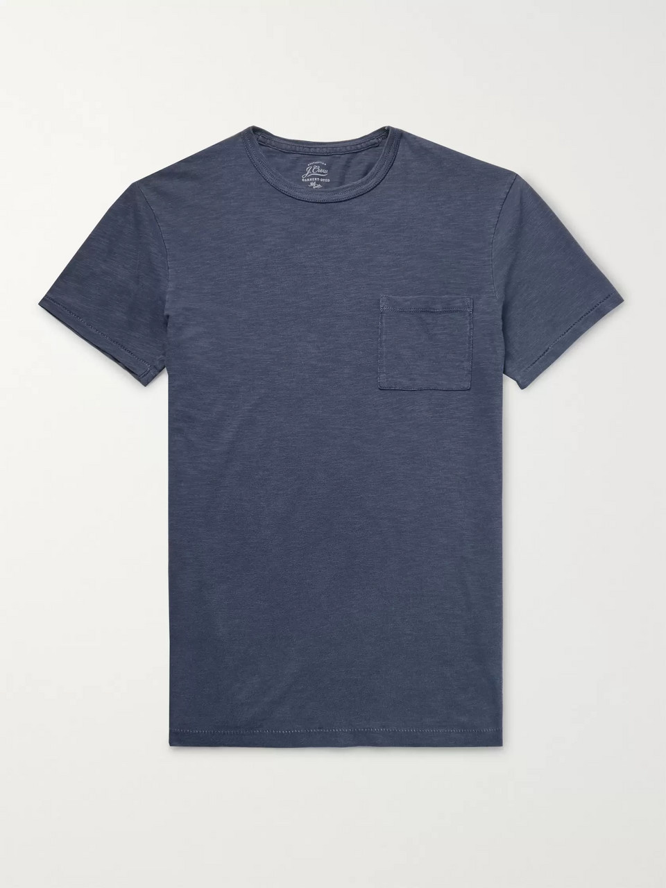 J.Crew Slim-Fit Garment-Dyed Slub Cotton-Jersey T-Shirt