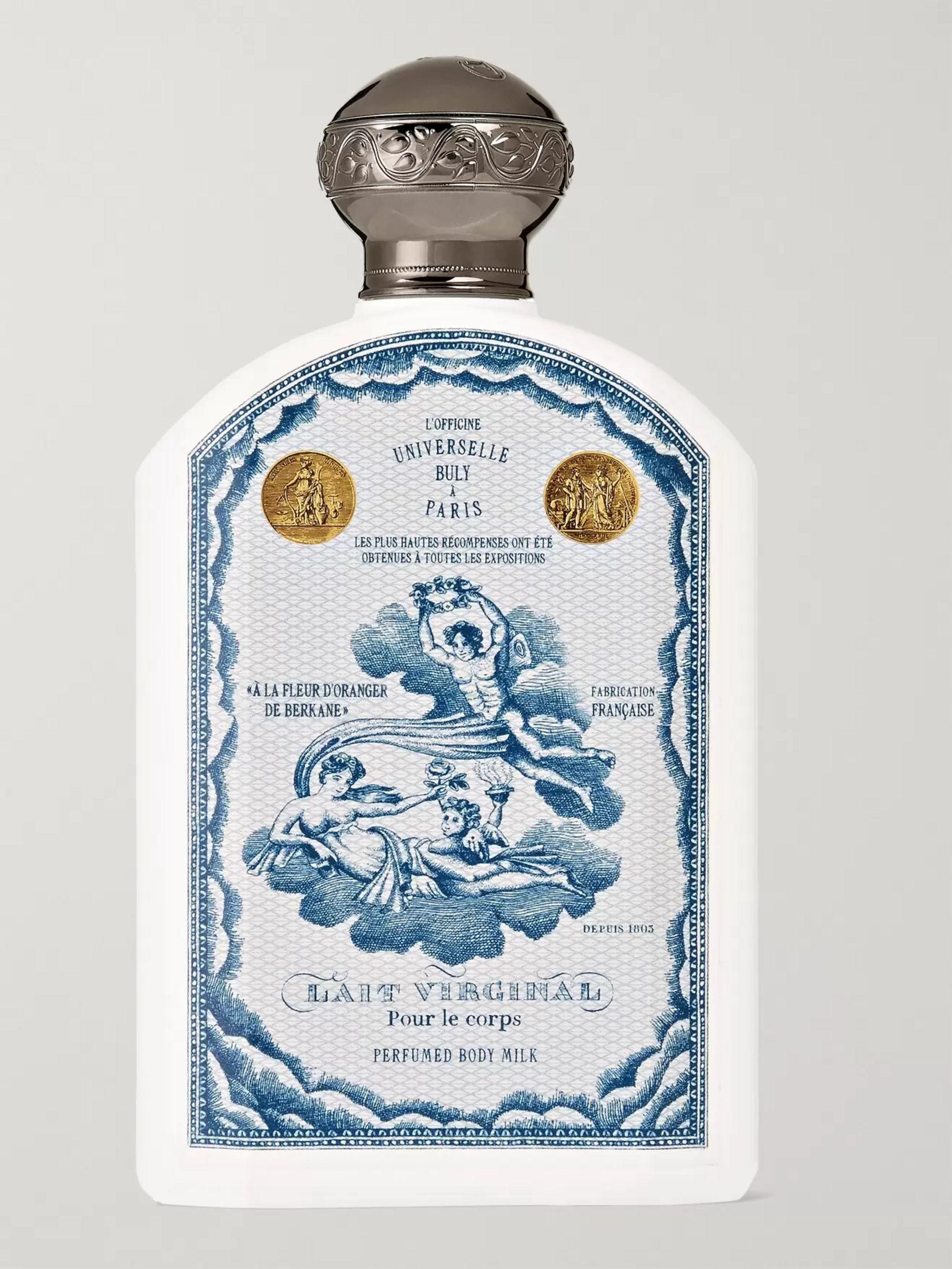 불리1803 레 비지날 '베르켄 오렌지 블로썸' 바디 밀크 (190ml) Buly 1803 Lait Virginal Berkane Orange Blossom Body Milk