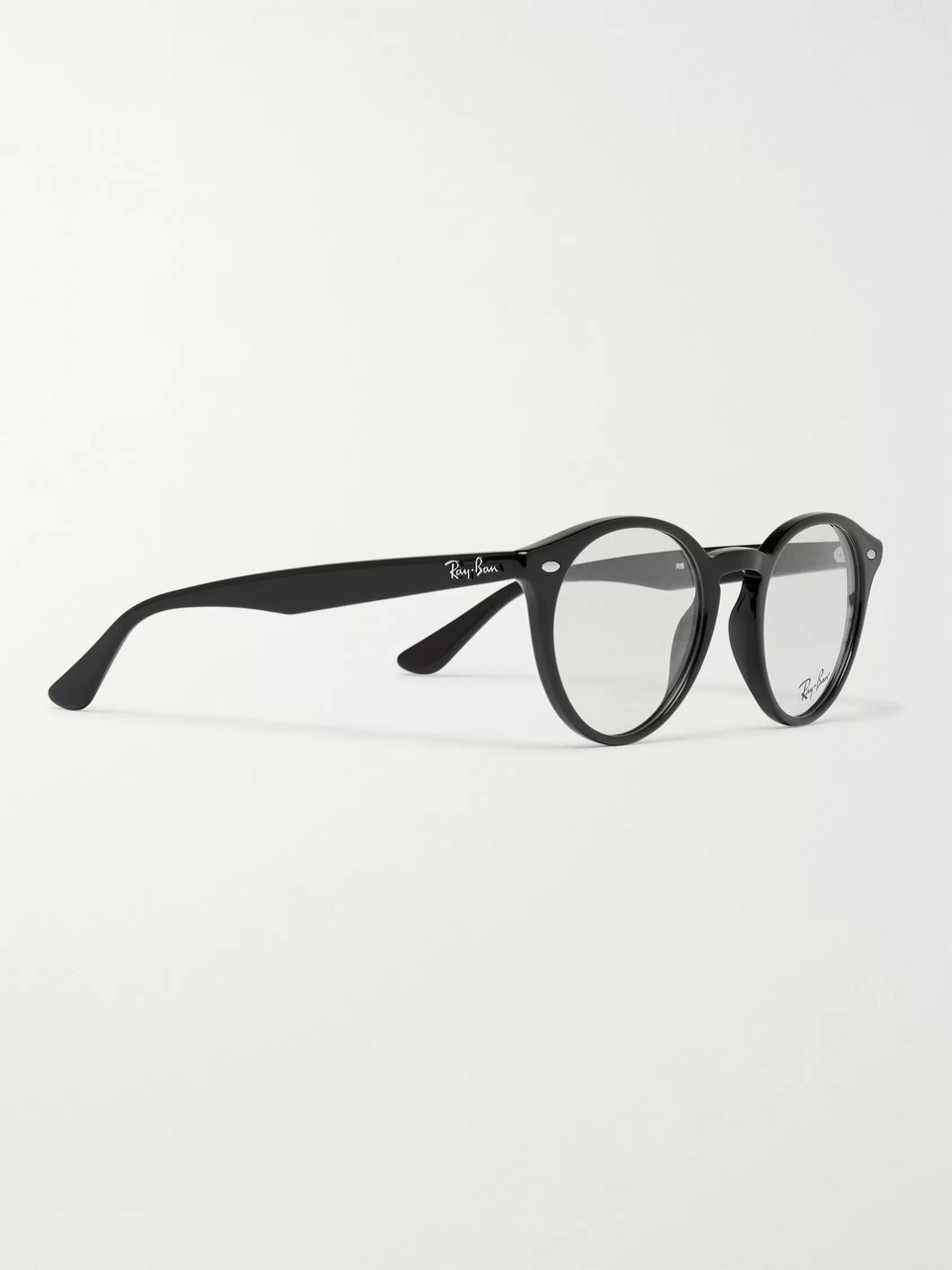 e799b5c8ee4 Ray-Ban Round-Frame Acetate Optical Glasses