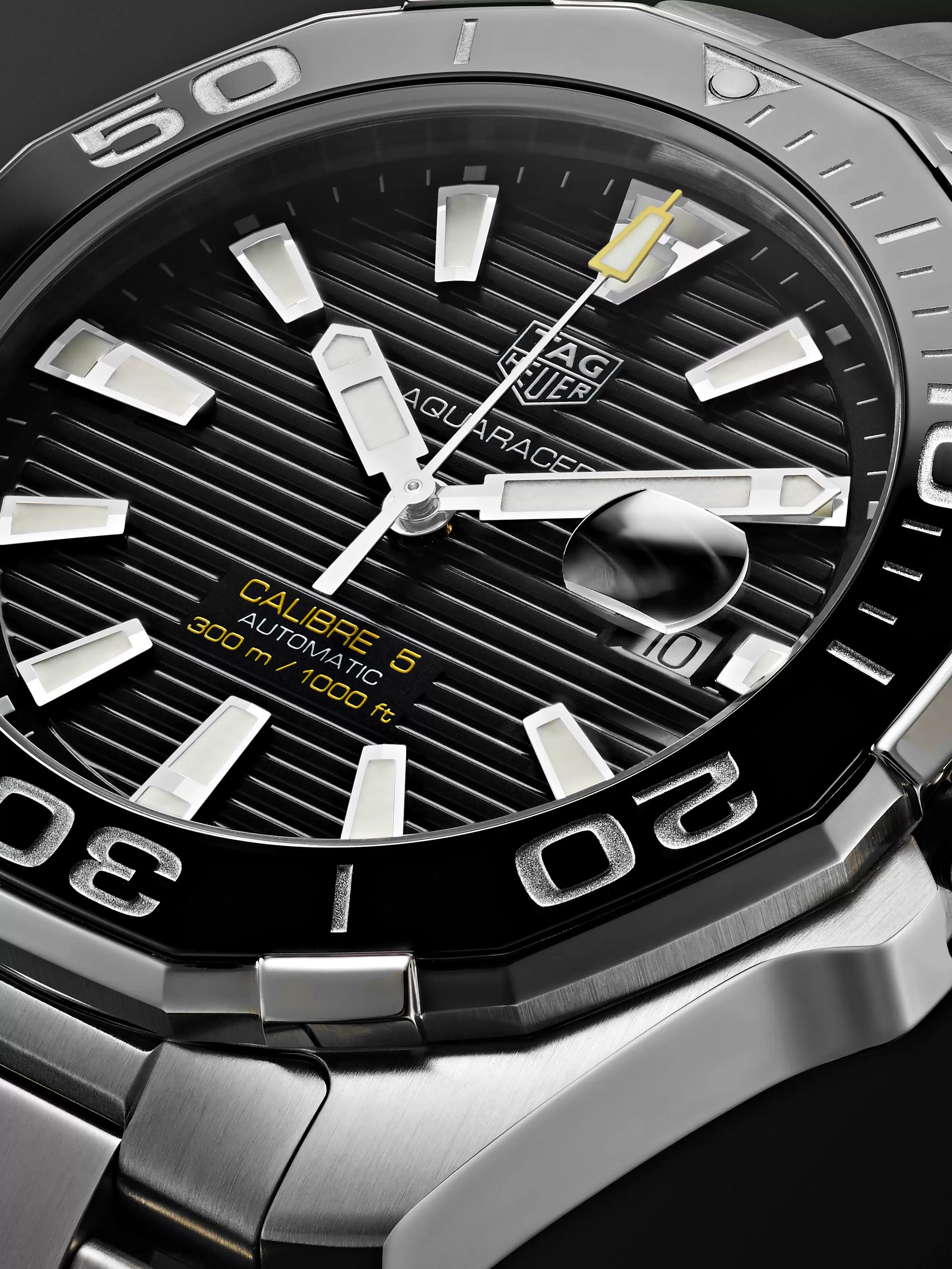 TAG Heuer Aquaracer Automatic 43mm Steel WatchAquaracer Automatic 43mm Steel Watch, Ref. No. WAY2012.BA0927