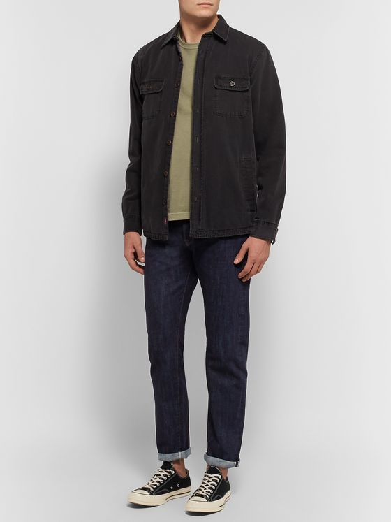 Outerknown Ambassador Slim-Fit Selvedge Denim Jeans