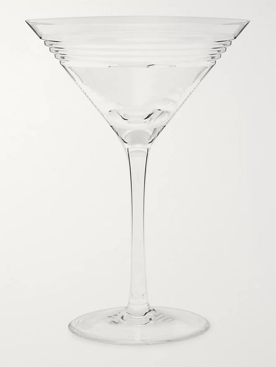 Ralph Lauren Home Bentley Crystal Martini Glass