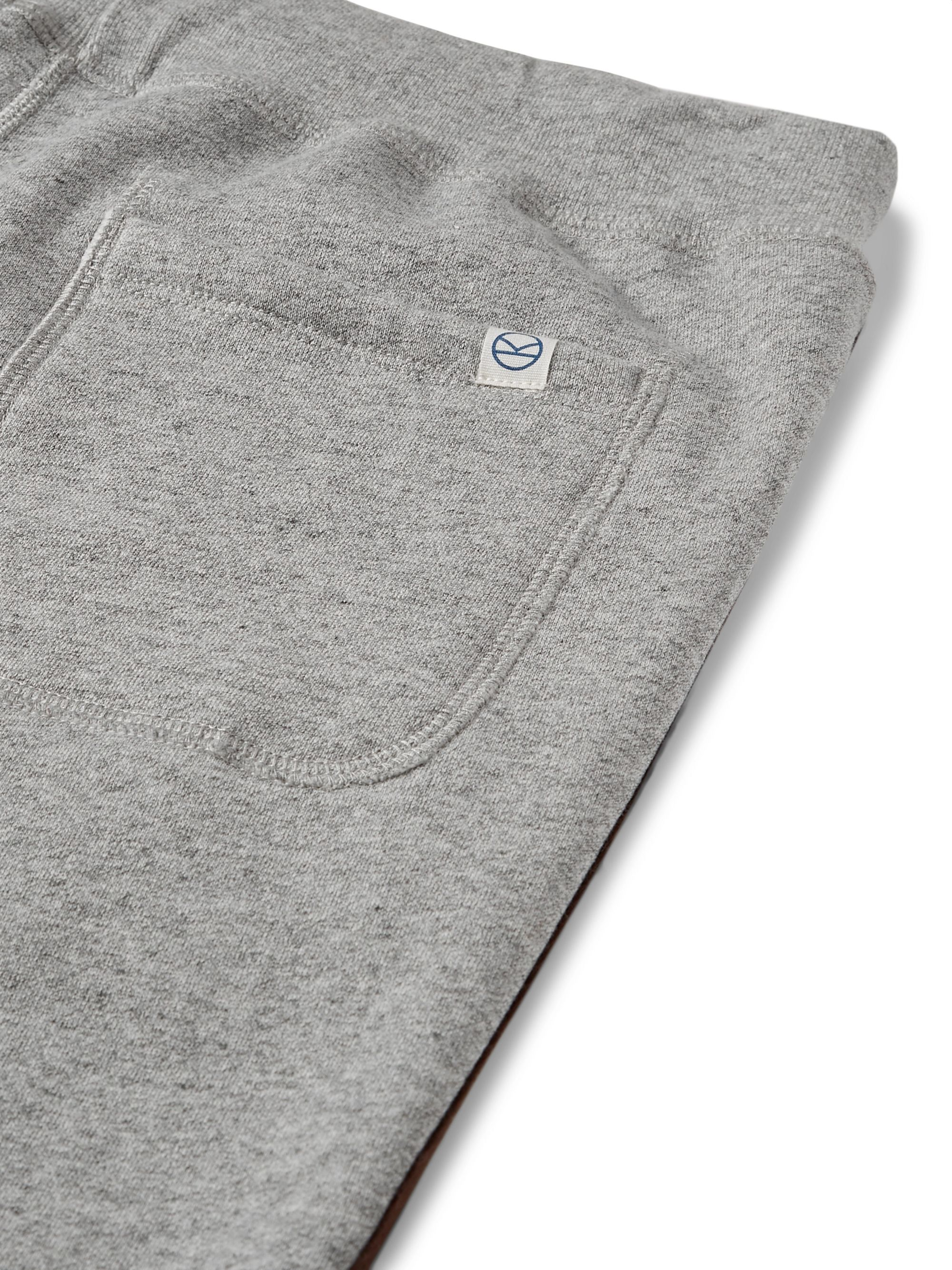 Gray + Todd Snyder + Champion Harry's Slim Fit Tapered
