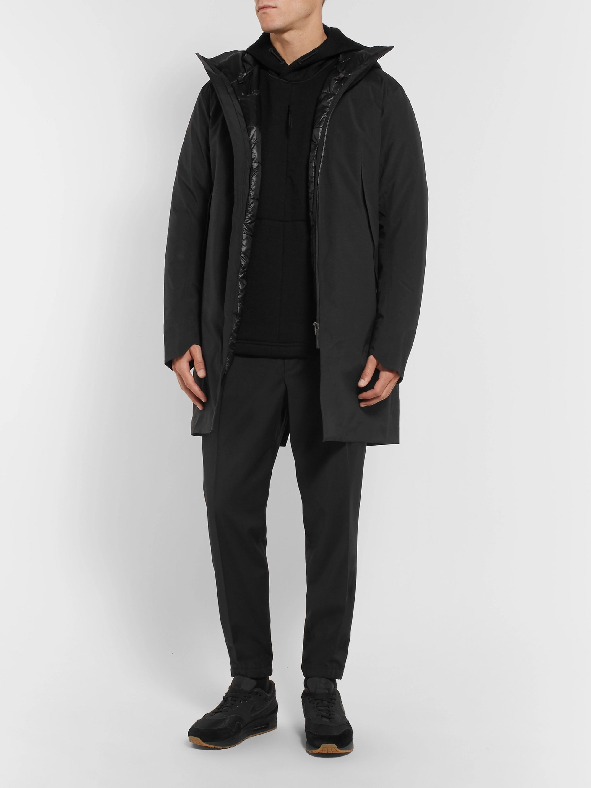 Veilance Monitor 3L GORE-TEX Hooded Down Coat