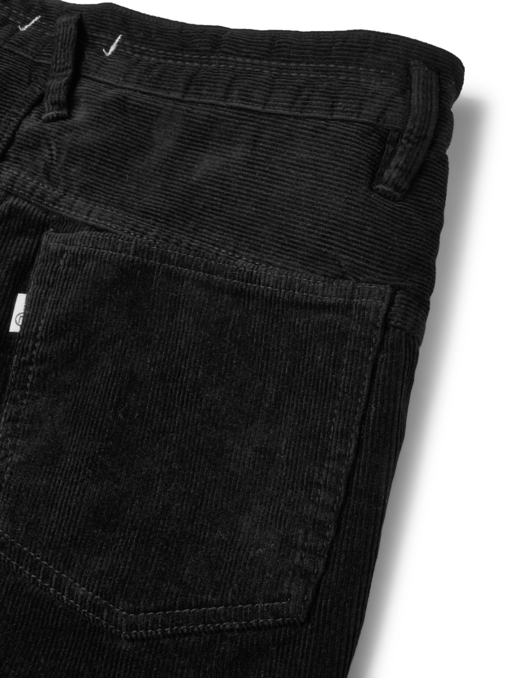 nonnative Dweller Slim-Fit Cotton-Corduroy Trousers