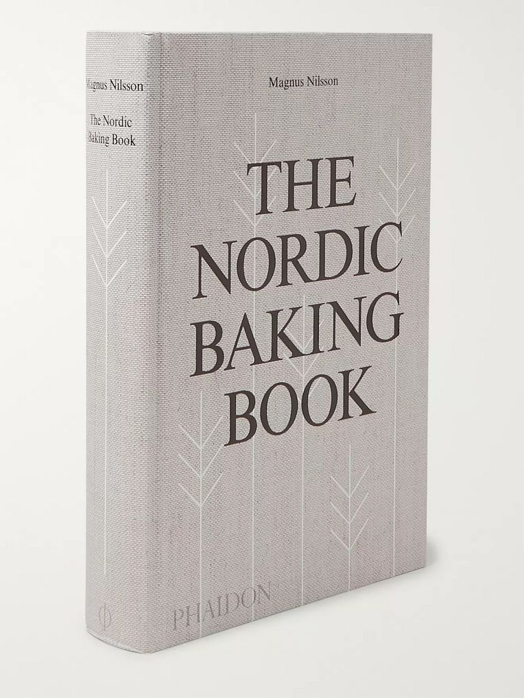 Phaidon The Nordic Baking Book Hardcover Book